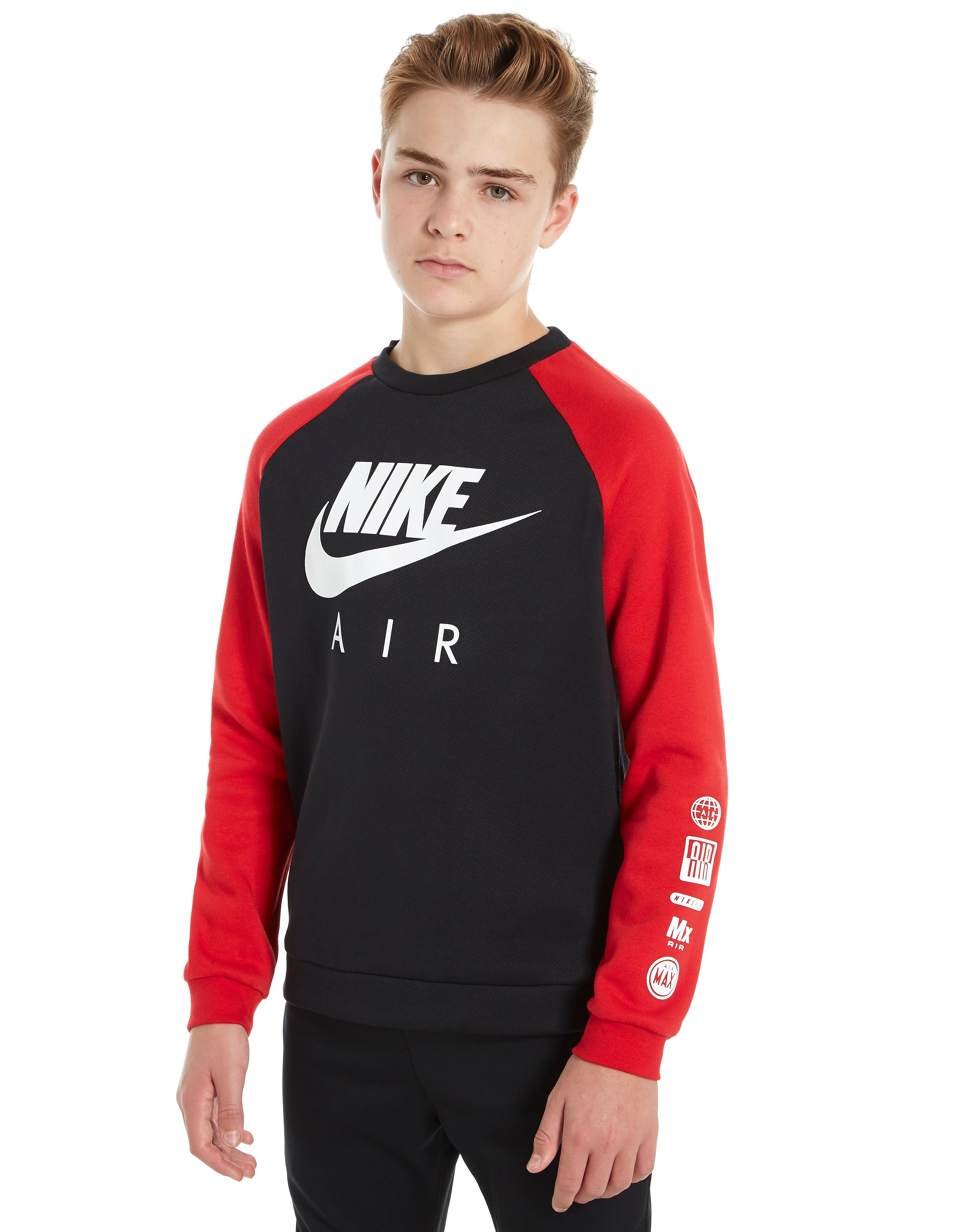 Nike Air Hybrid Crew Sweatshirt Junior