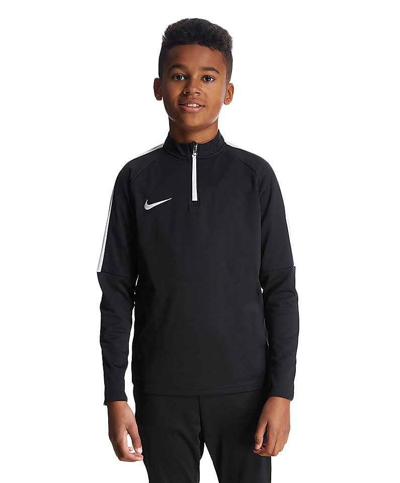 Nike Academy Kinderjacke mit 1/2-Reißverschluss