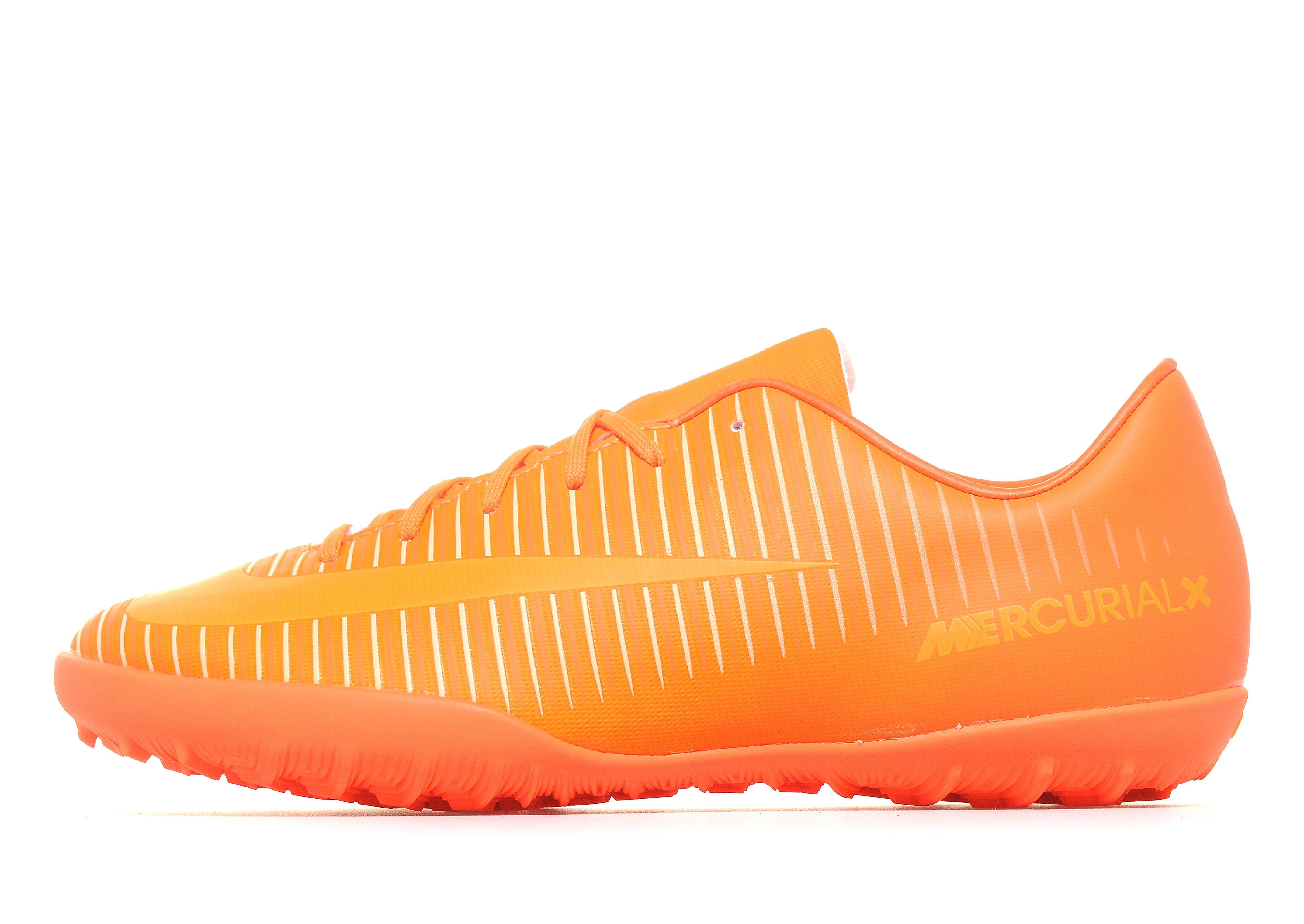 Nike Football X Glow Mercurial Victory VI Turf Junior