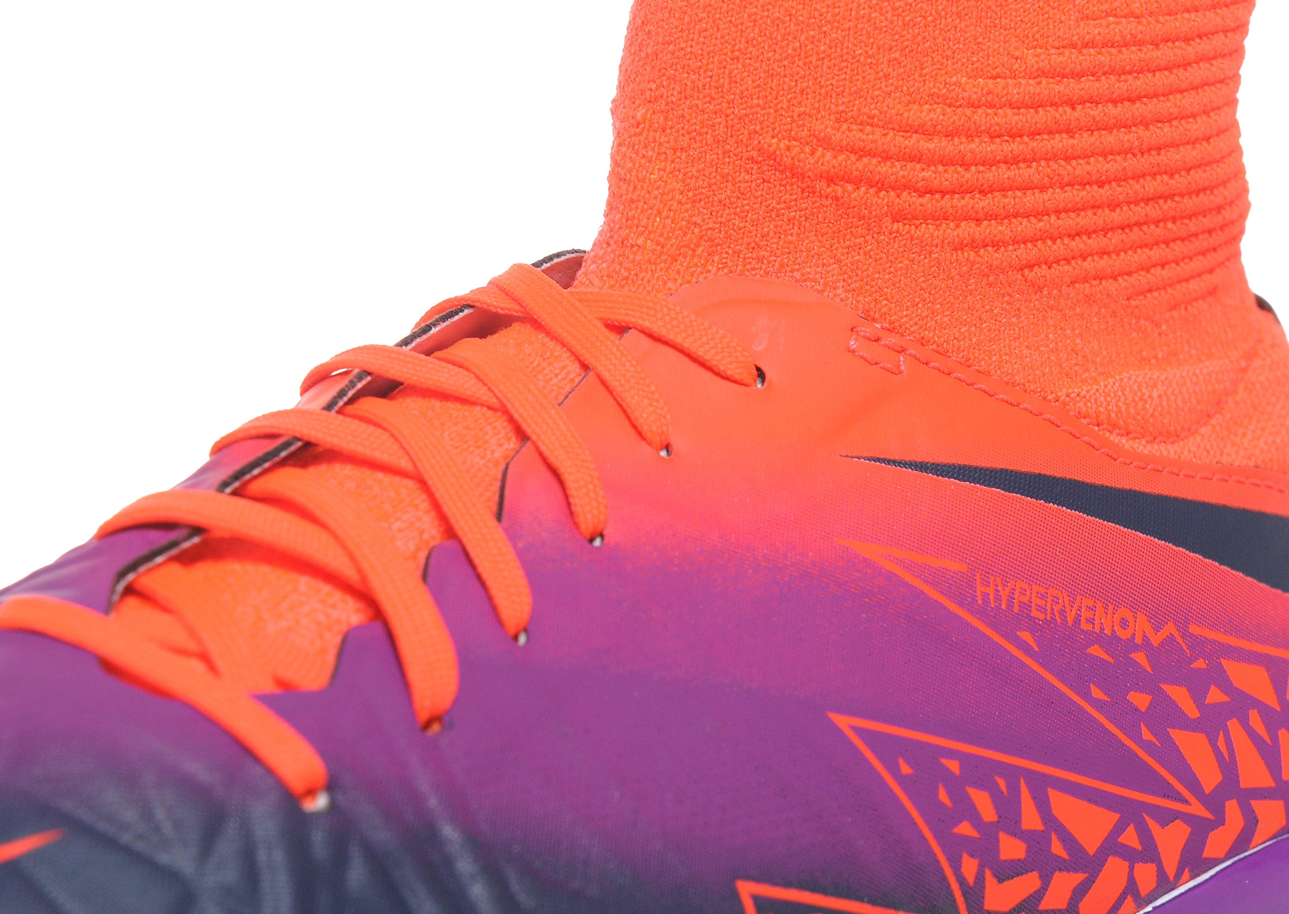 Nike Floodlight Hypervenom Phantom II FG Junior
