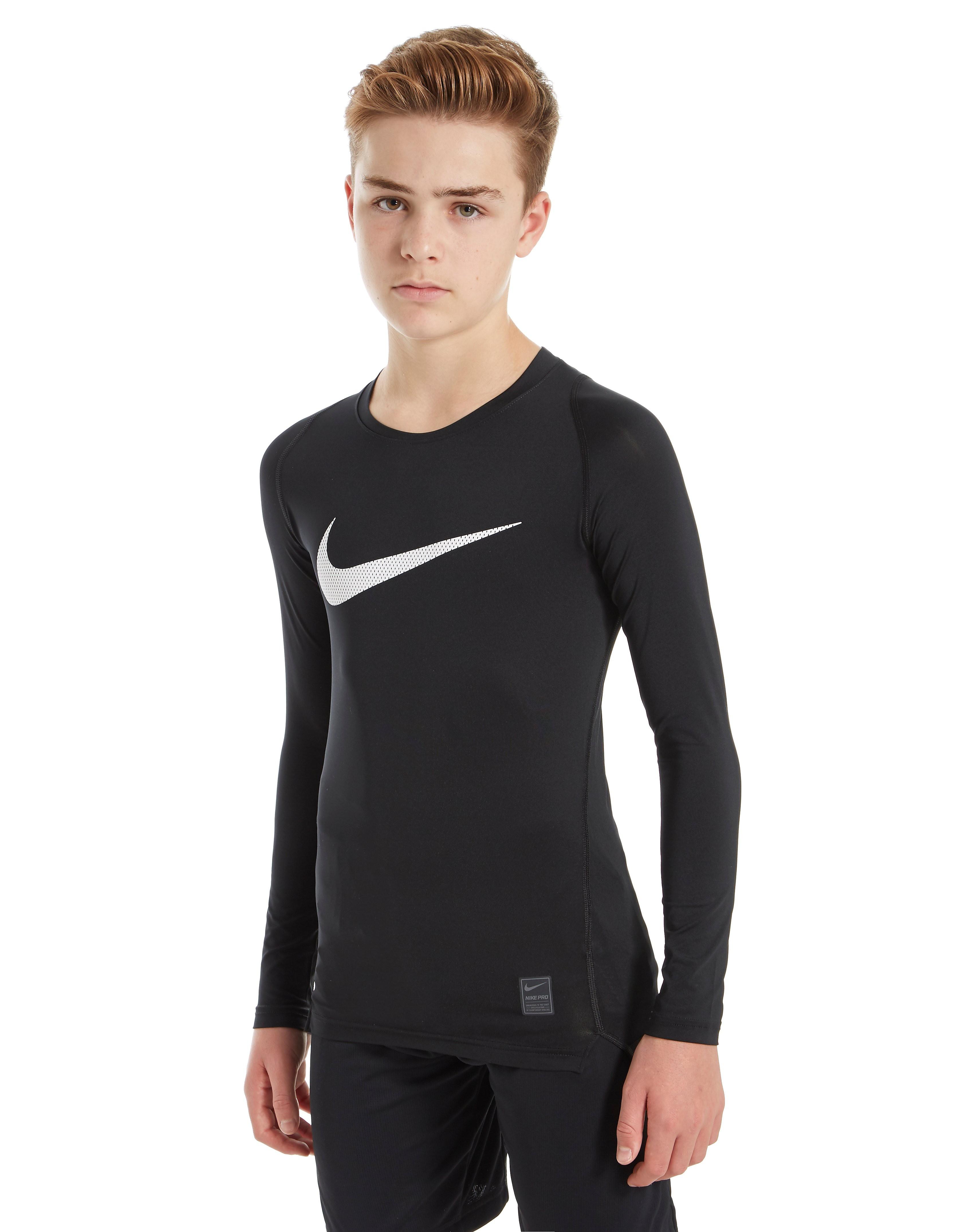 Nike Pro Hypercool Longsleeve Top Junior