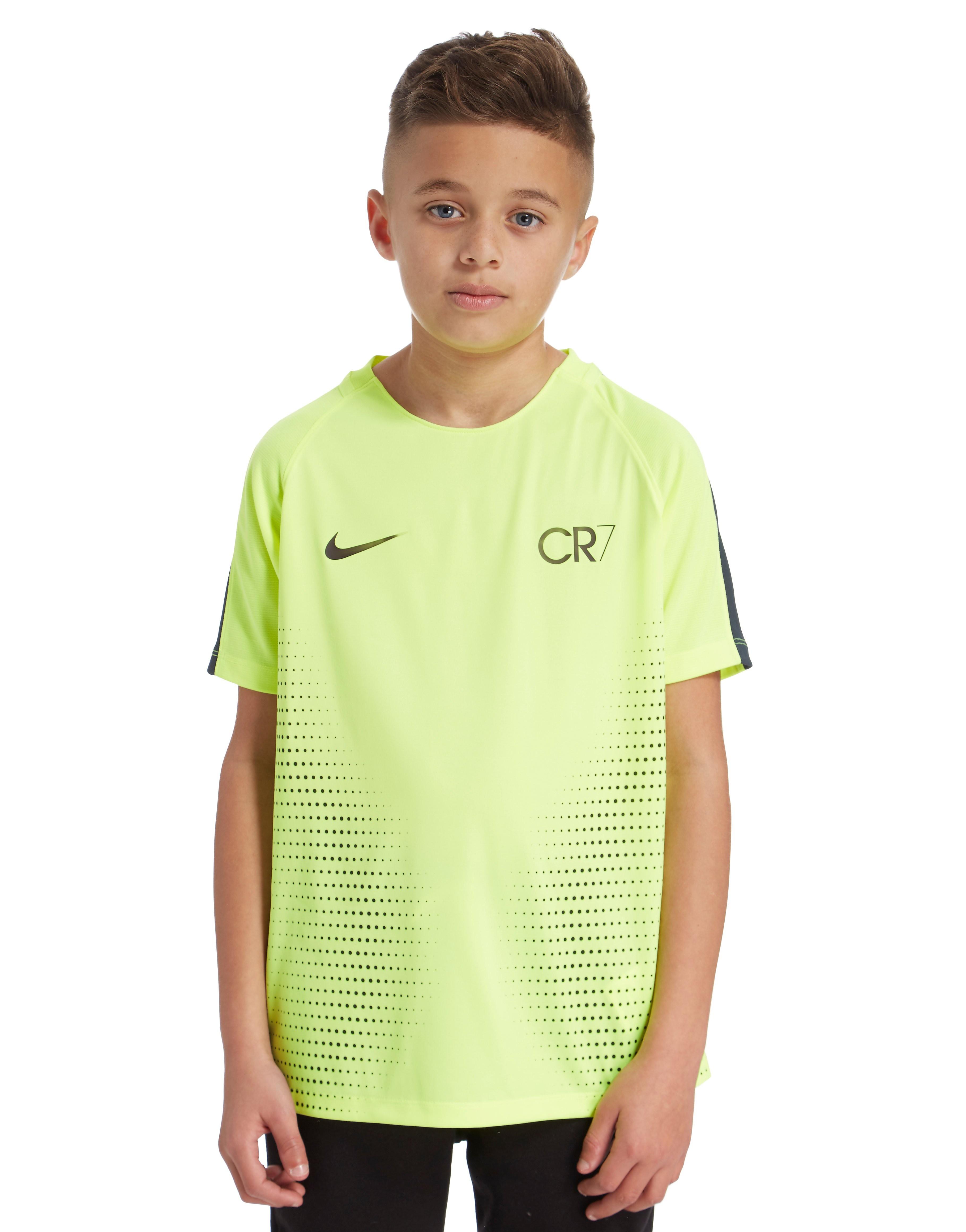 Nike Dry Squad CR7 T-Shirt Junior