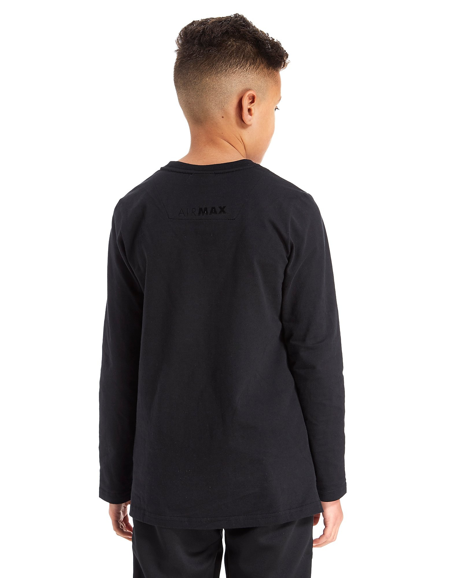 Nike Air Max Long Sleeve T-Shirt Junior