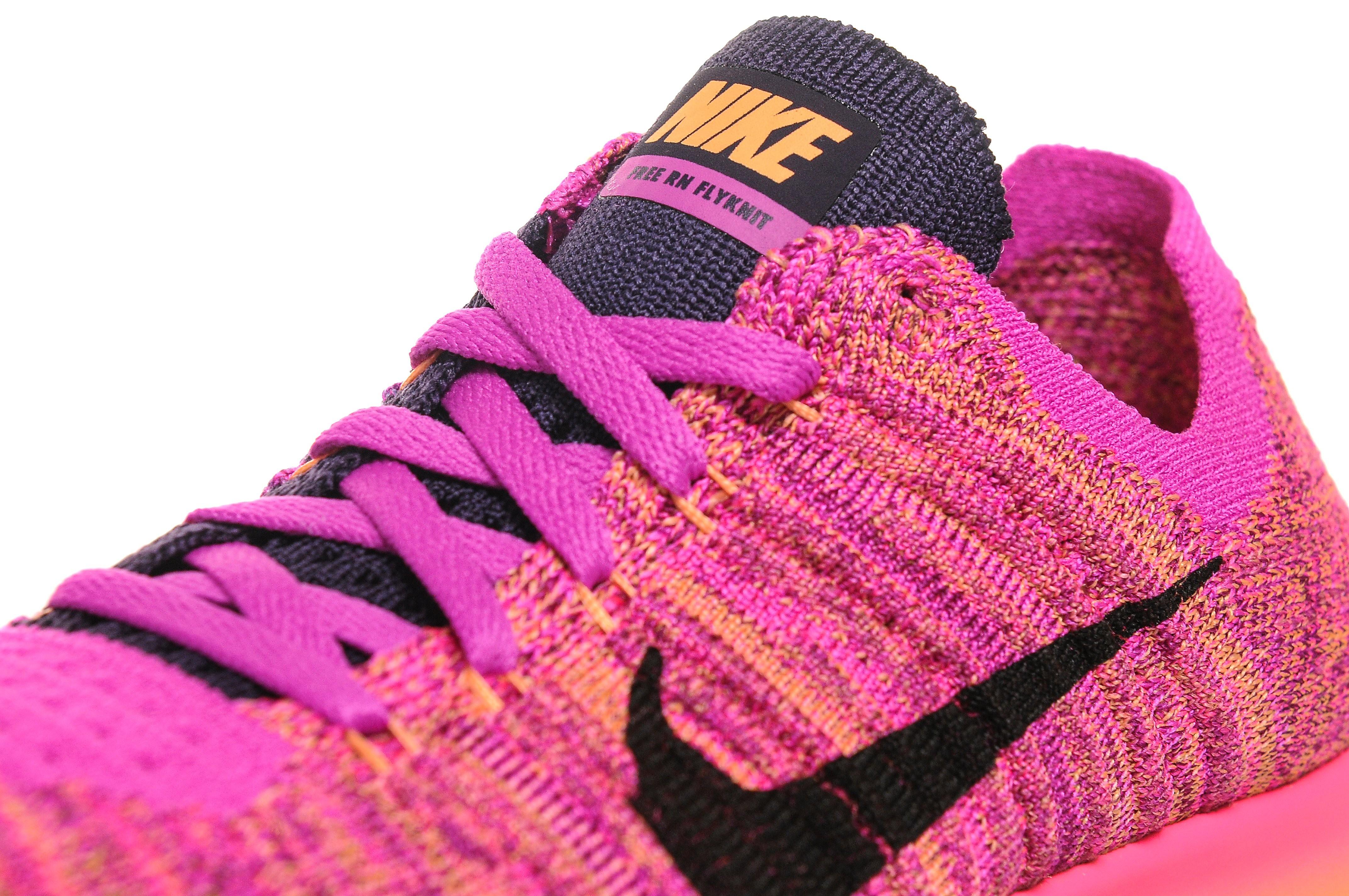 Nike Free Run Flyknit Junior