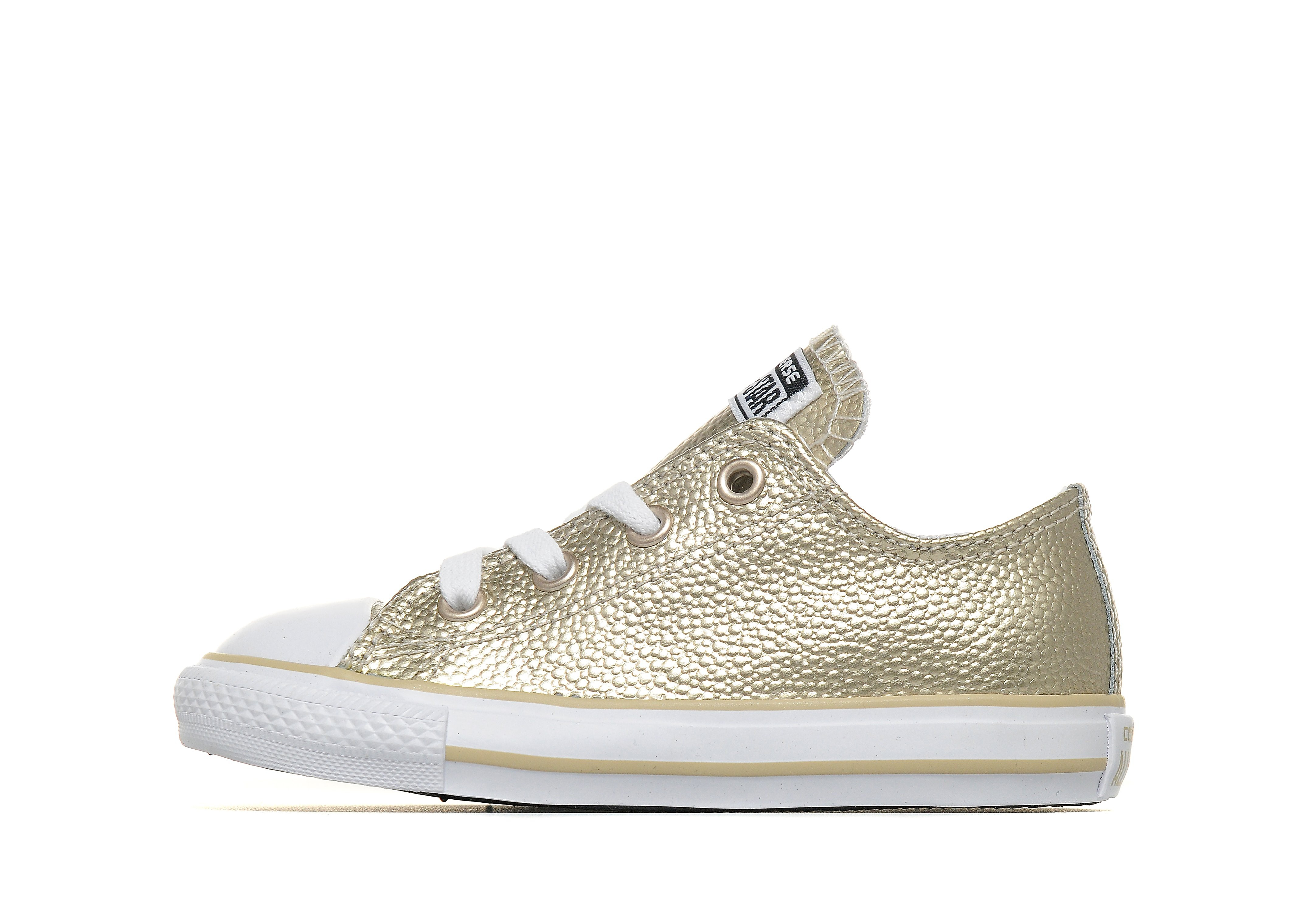 Converse All Star Metallic Ox Infant