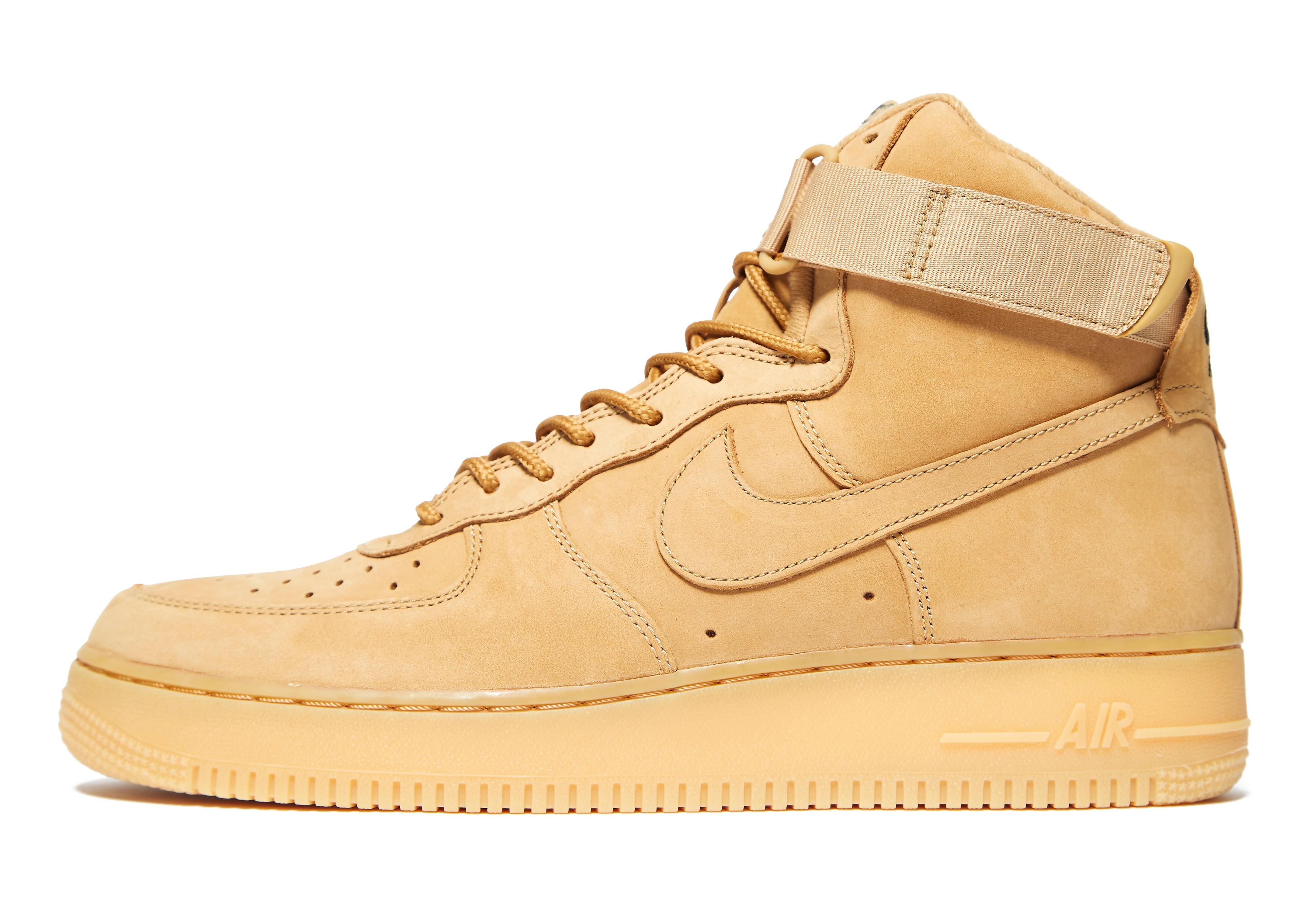 Nike Air Force 1 High 'Flax'