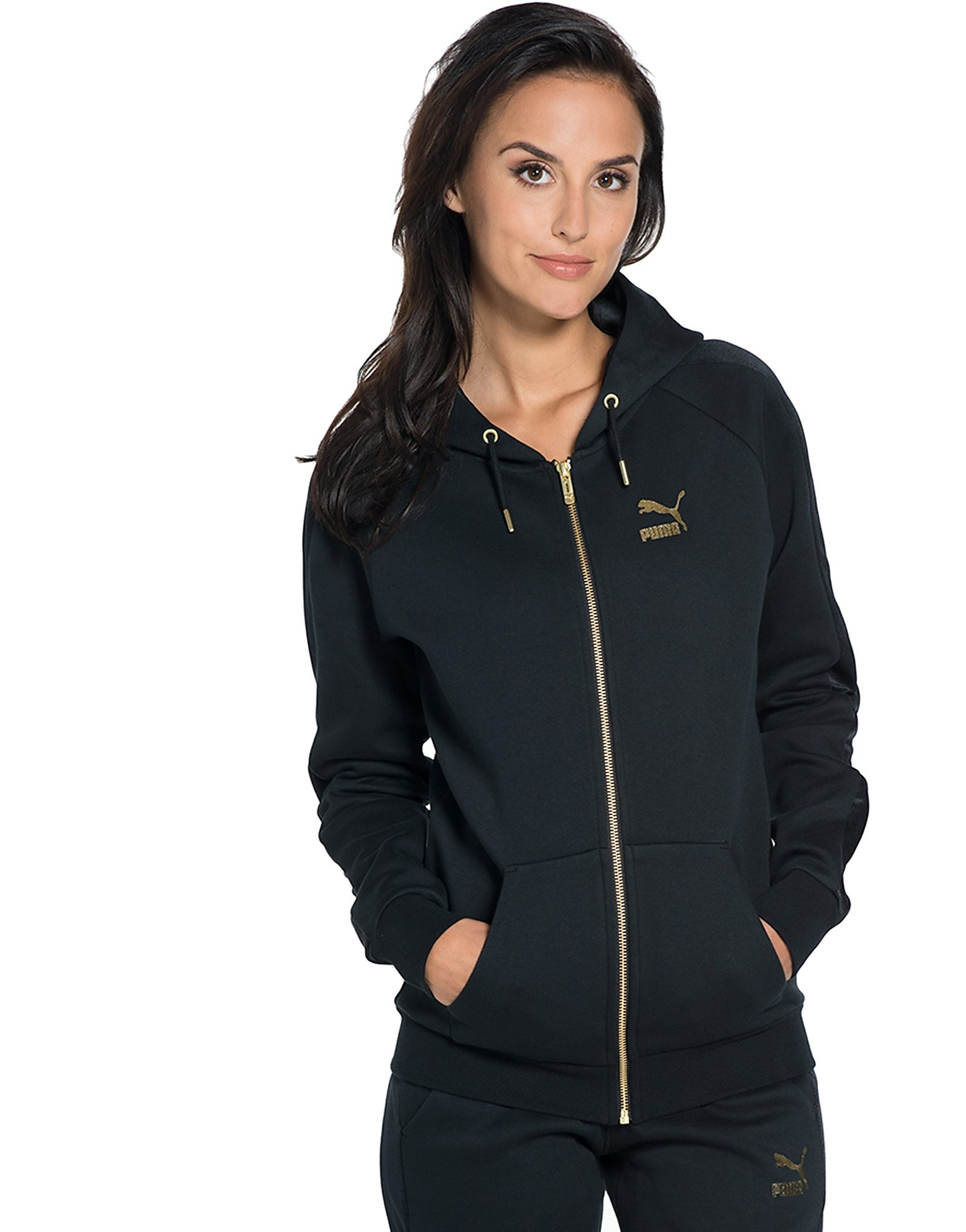 PUMA Gold Pack Full Zip Hoody
