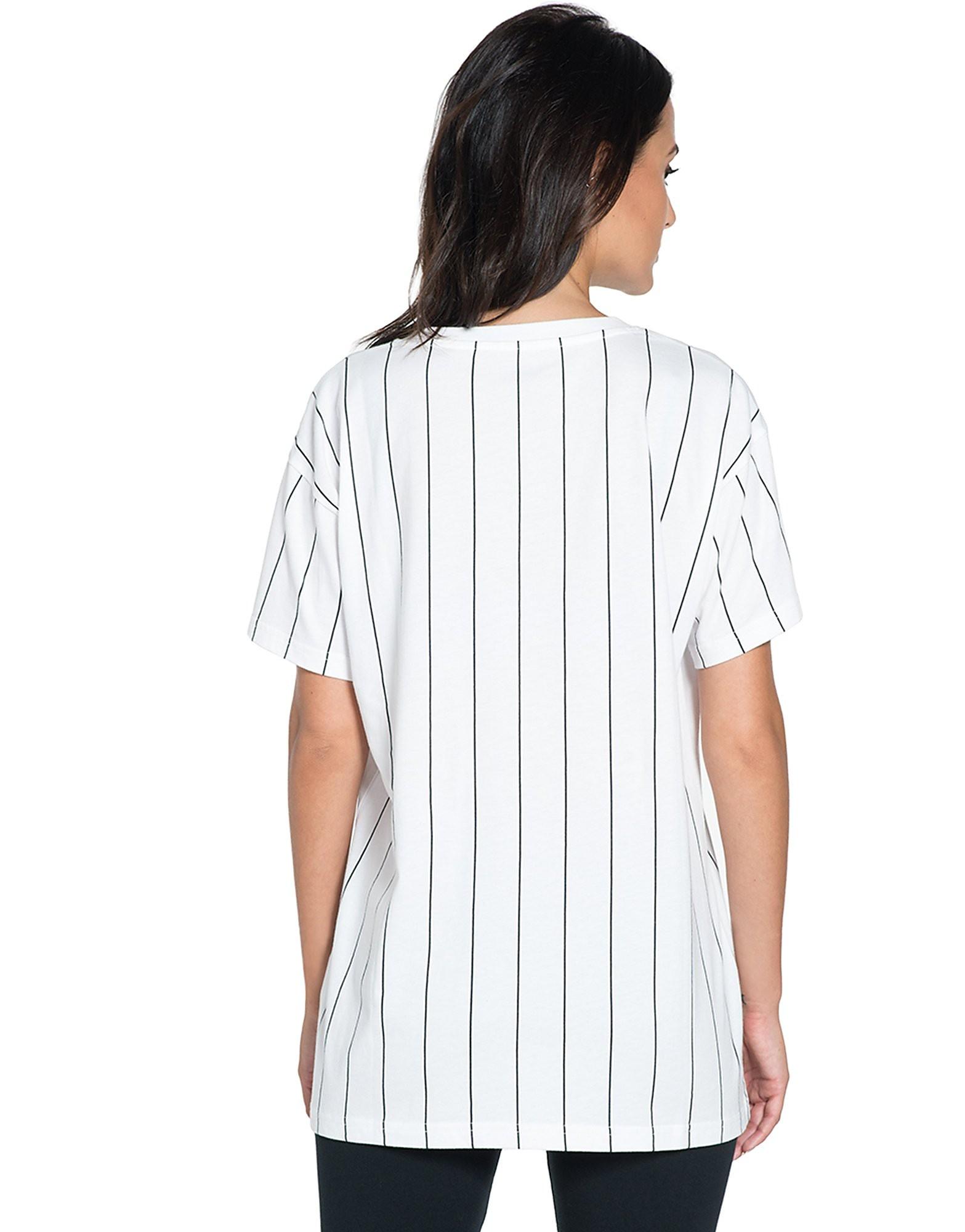 PUMA Gold Pack Stripe T-Shirt