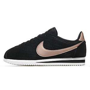 Nike Cortez Dames Zwart