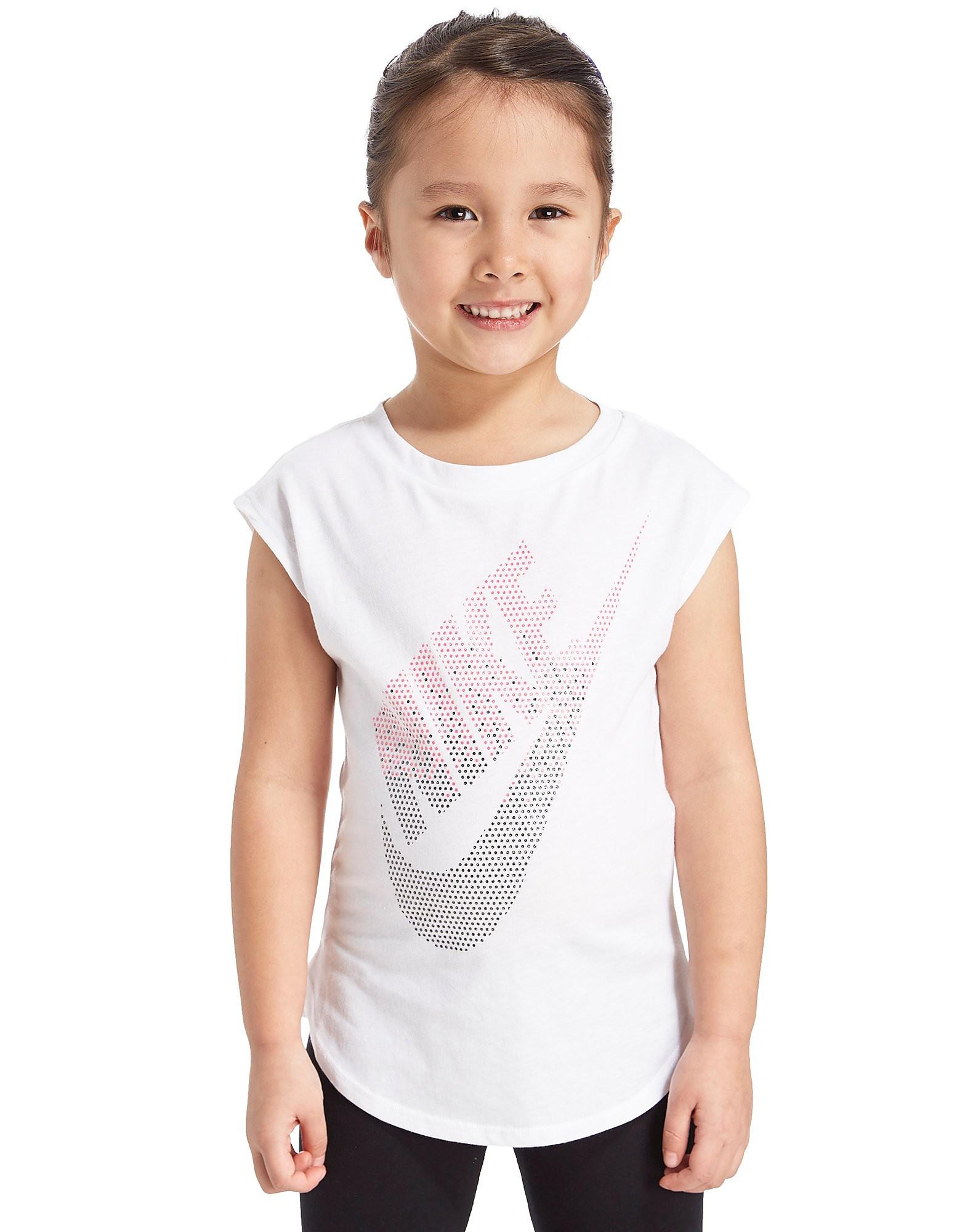 Nike Girls' Futura T-Shirt Children