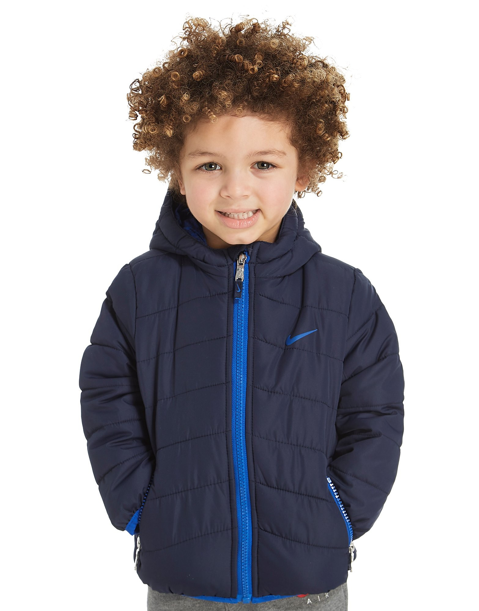 Nike Gewatteerde jas voor baby's