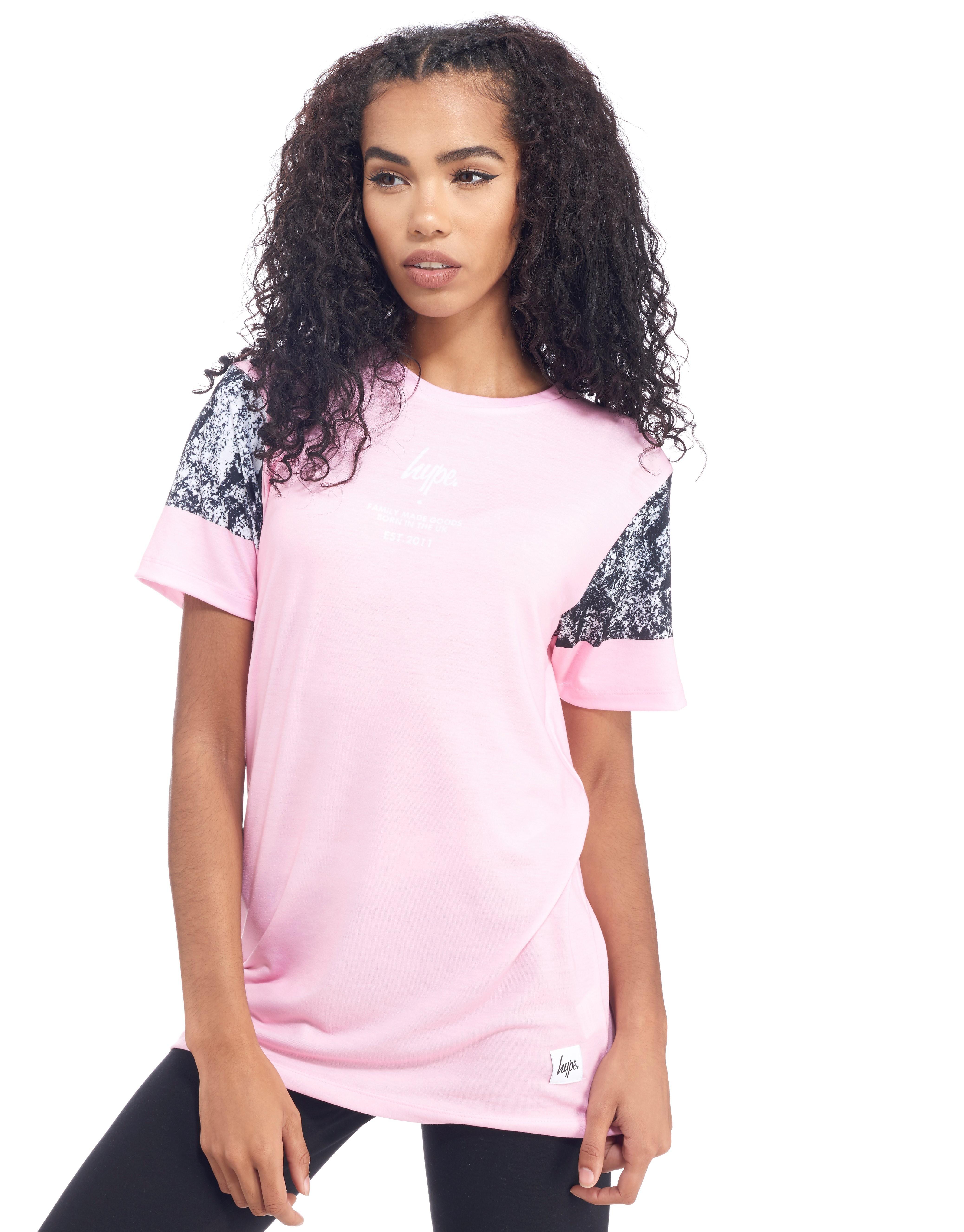Hype Rock Panel T-Shirt