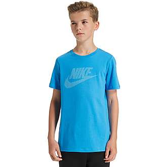 Nike Text Futura T-Shirt Junior