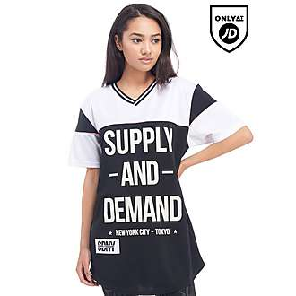 Supply & Demand Baseball Jersey
