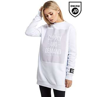 Supply & Demand Longline Sweatshirt