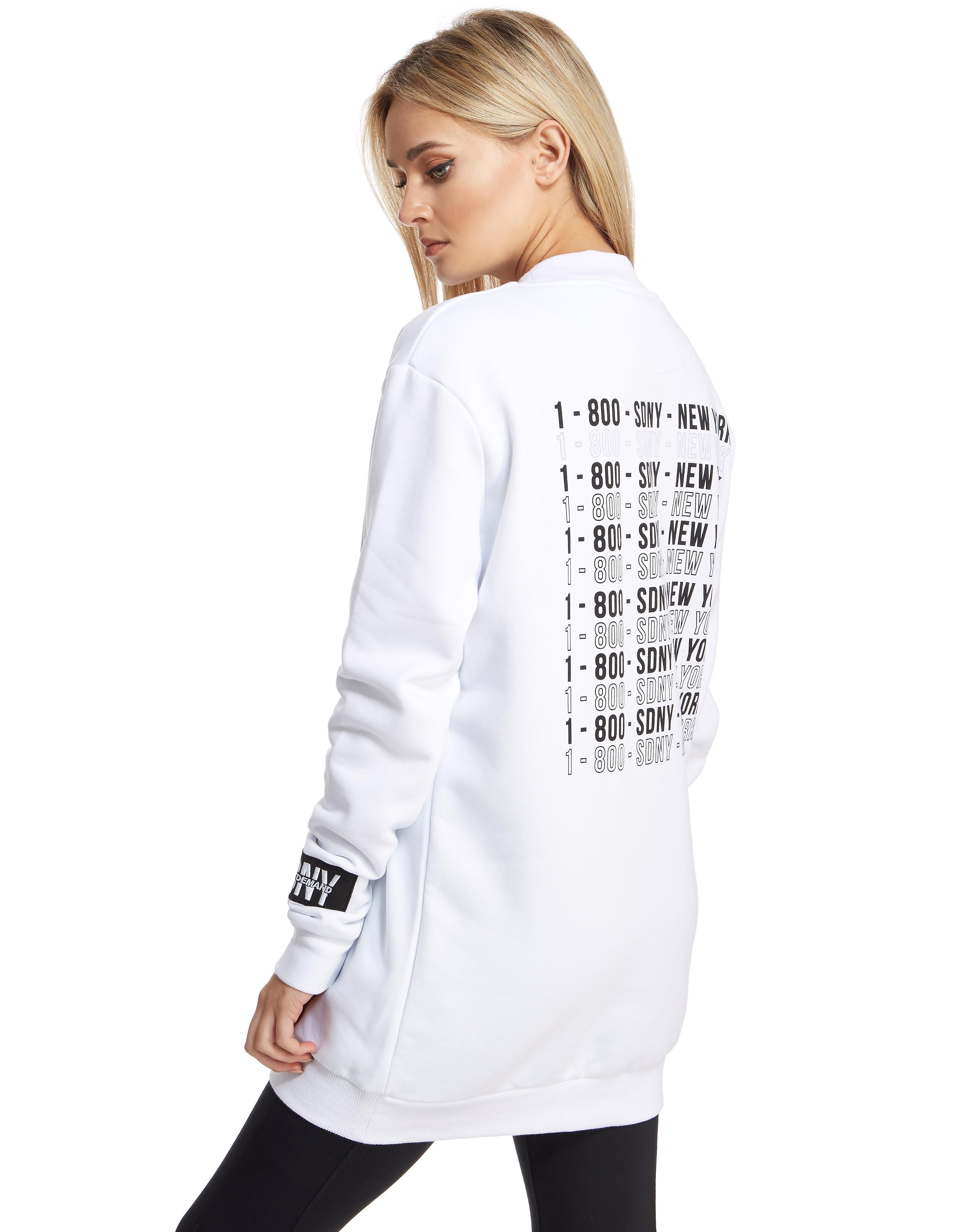 Supply & Demand Longline Sweatshirt