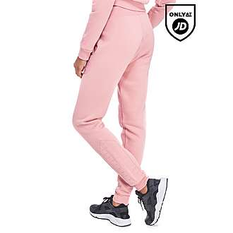 Supply & Demand Pink Quilt Joggers