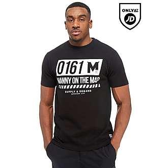Supply & Demand x Bugzy Malone Manny T-Shirt