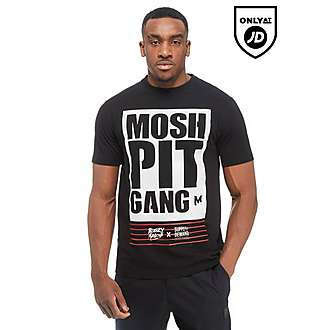 Supply & Demand Bugzy Malone x Mosh Pit Gang T-Shirt