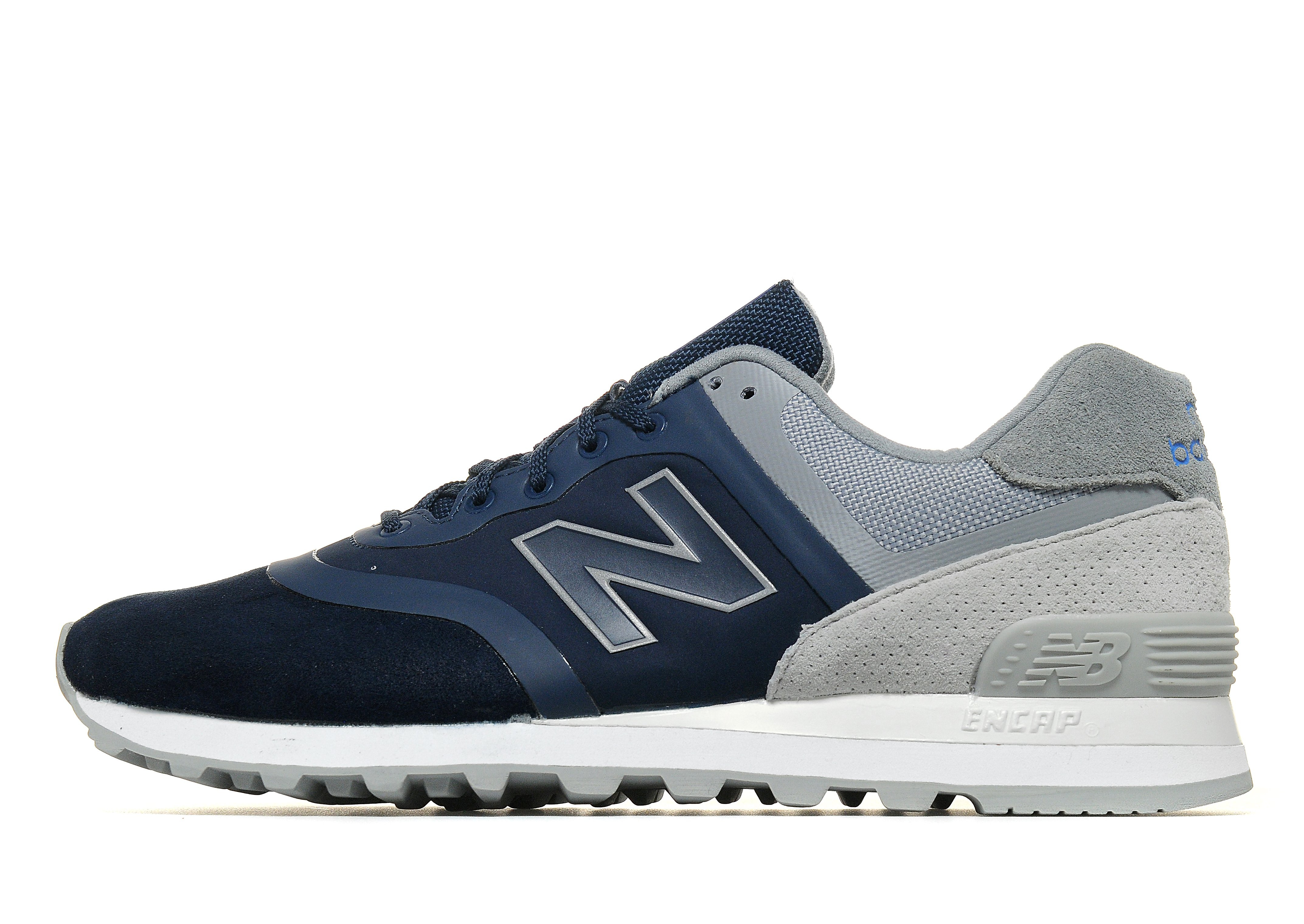 New Balance 574 Re-Engineered Suede