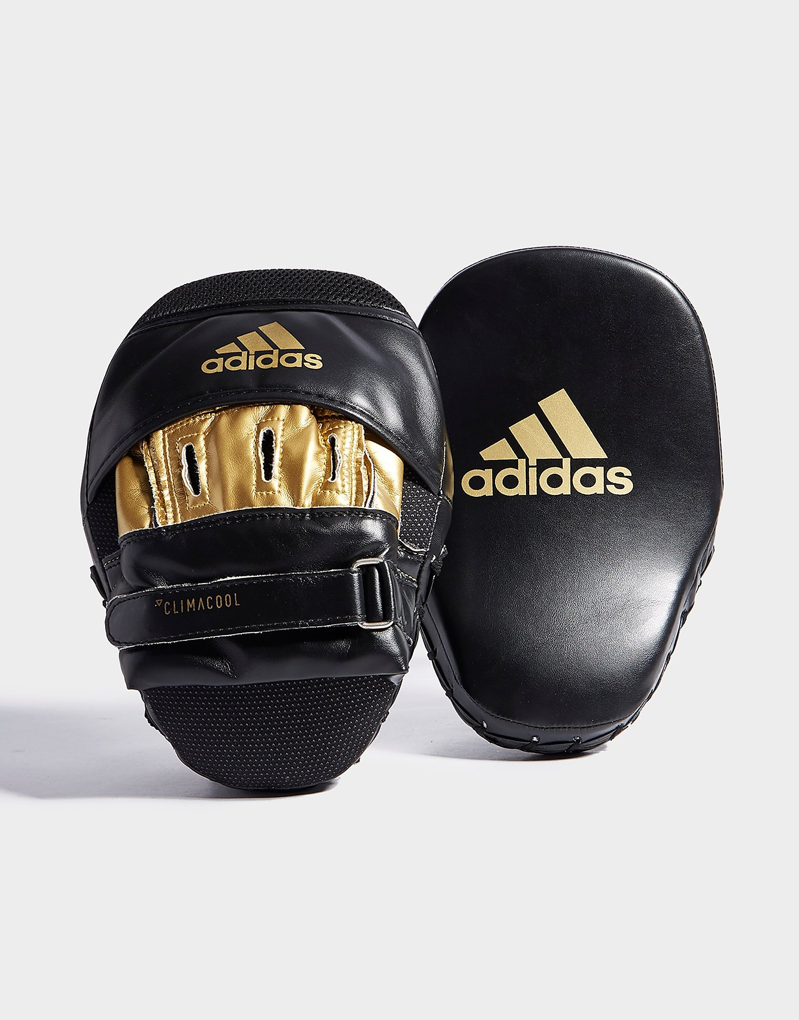 adidas Focus 10 Boxing Mitts Zwart Heren