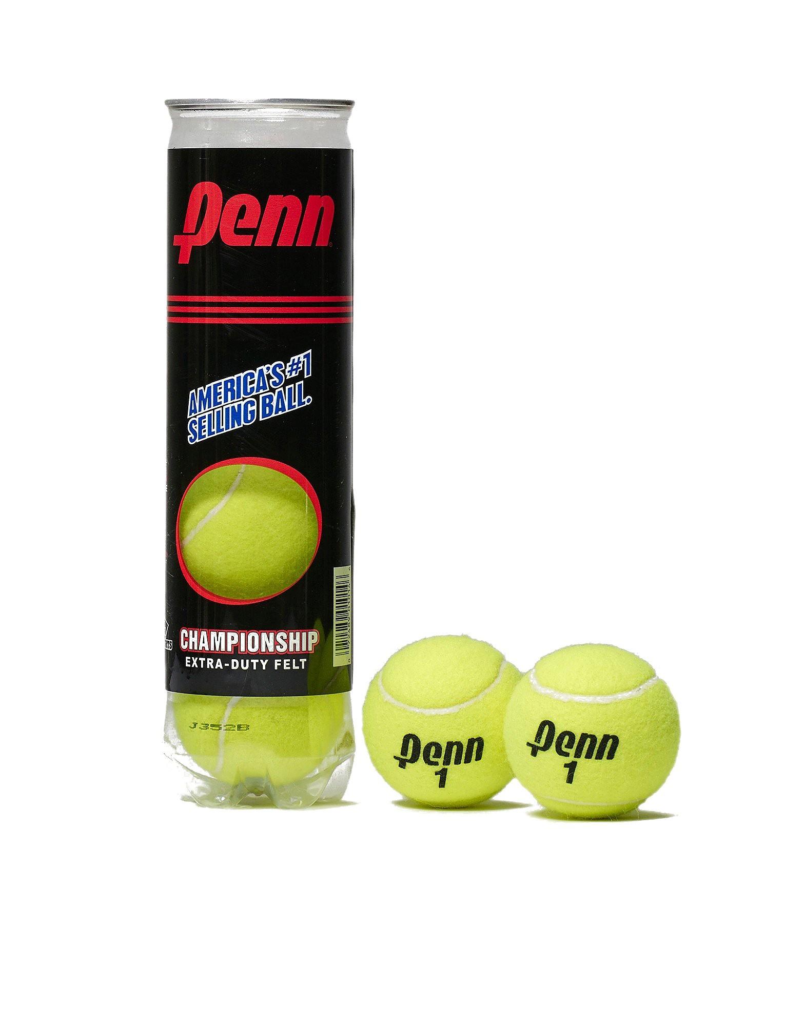 Penn Championship Tennis 4 Balls