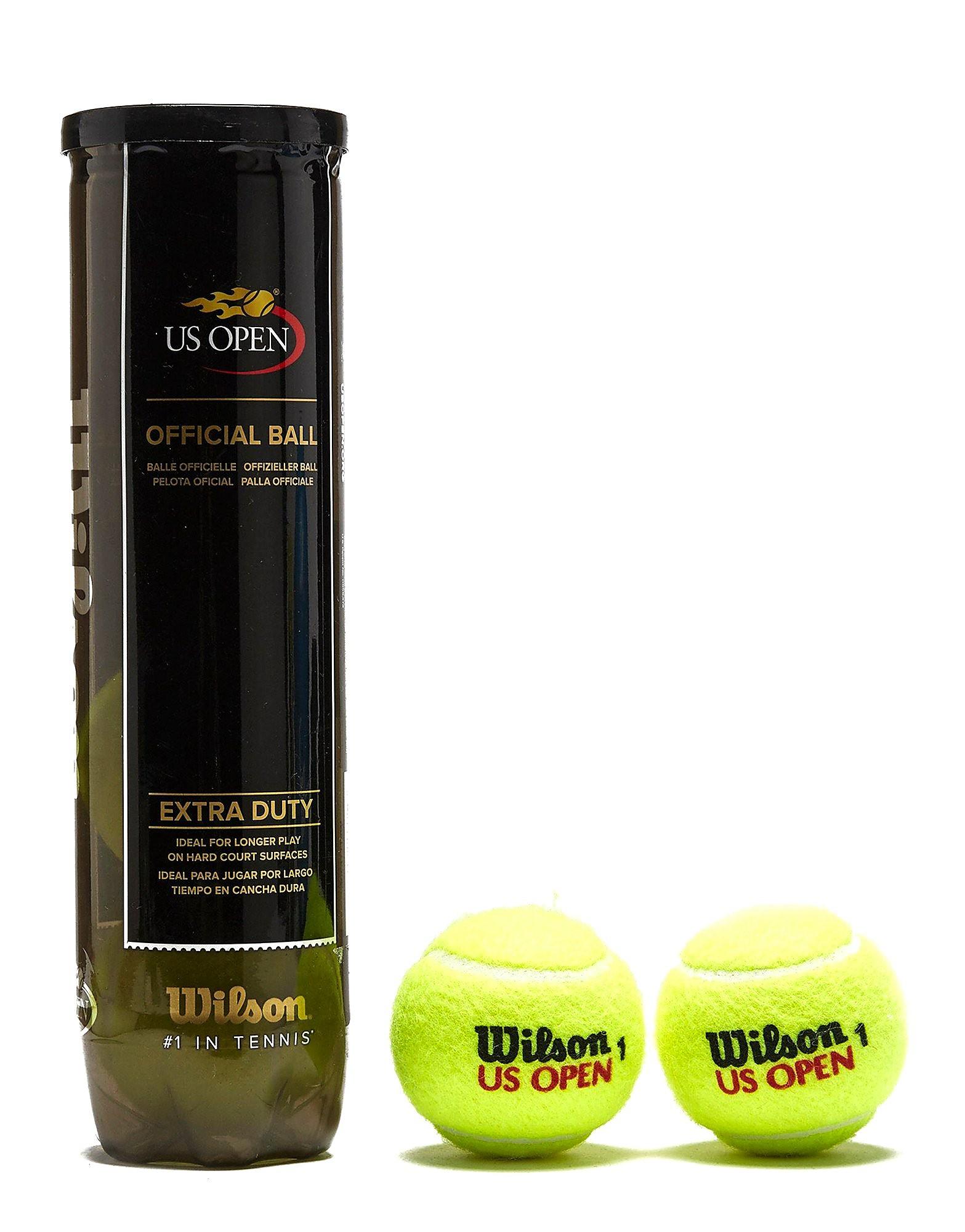 Wilson Open Tennis Balls (4 Balls)