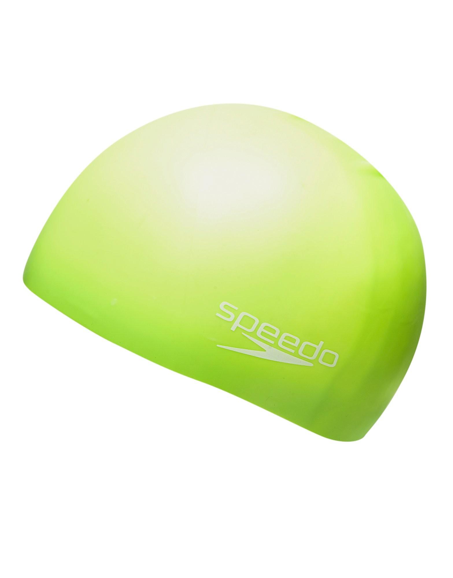 Speedo Plain Moulded Cap