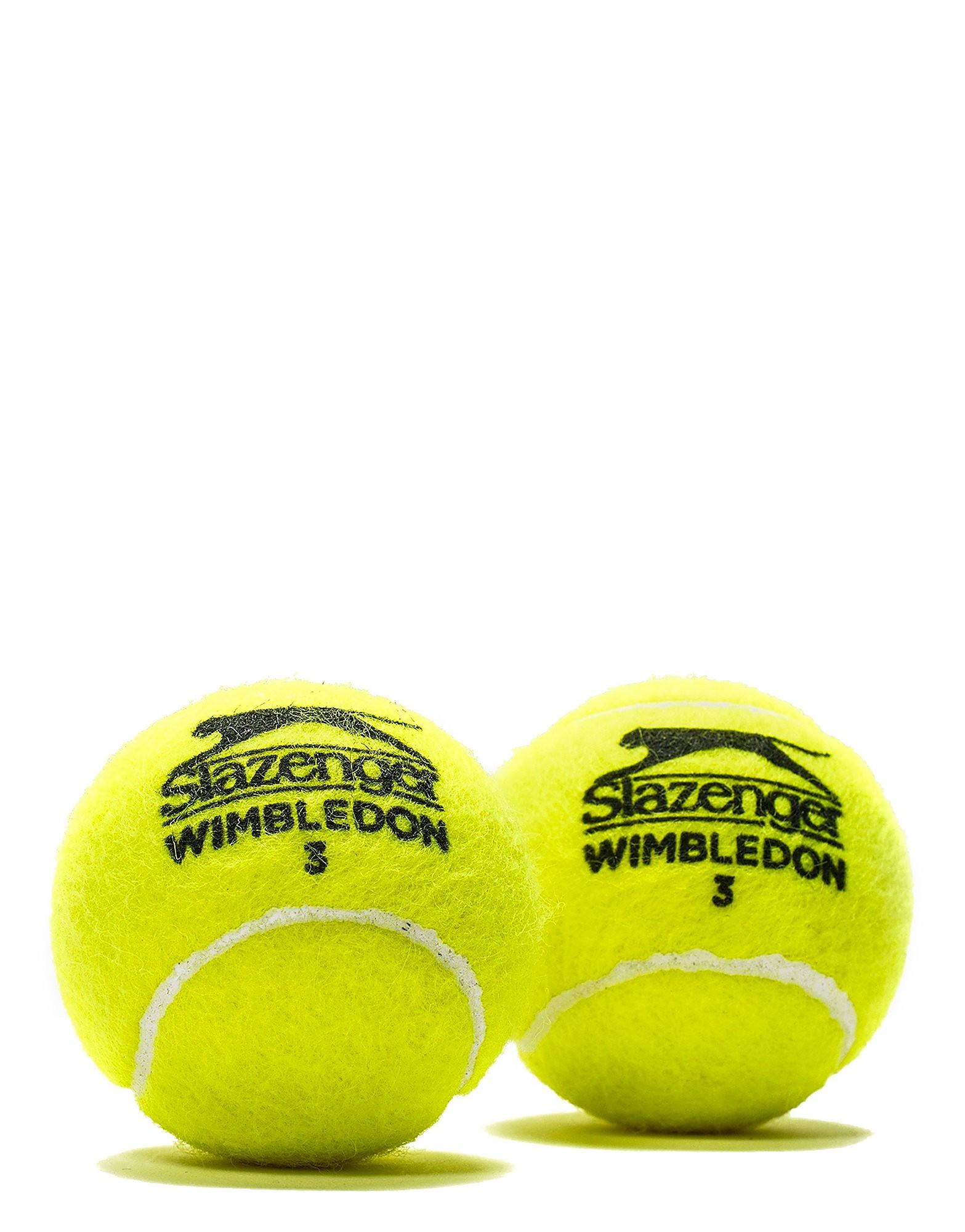 Slazenger Wimbledon 2015 Tennis 4 Balls