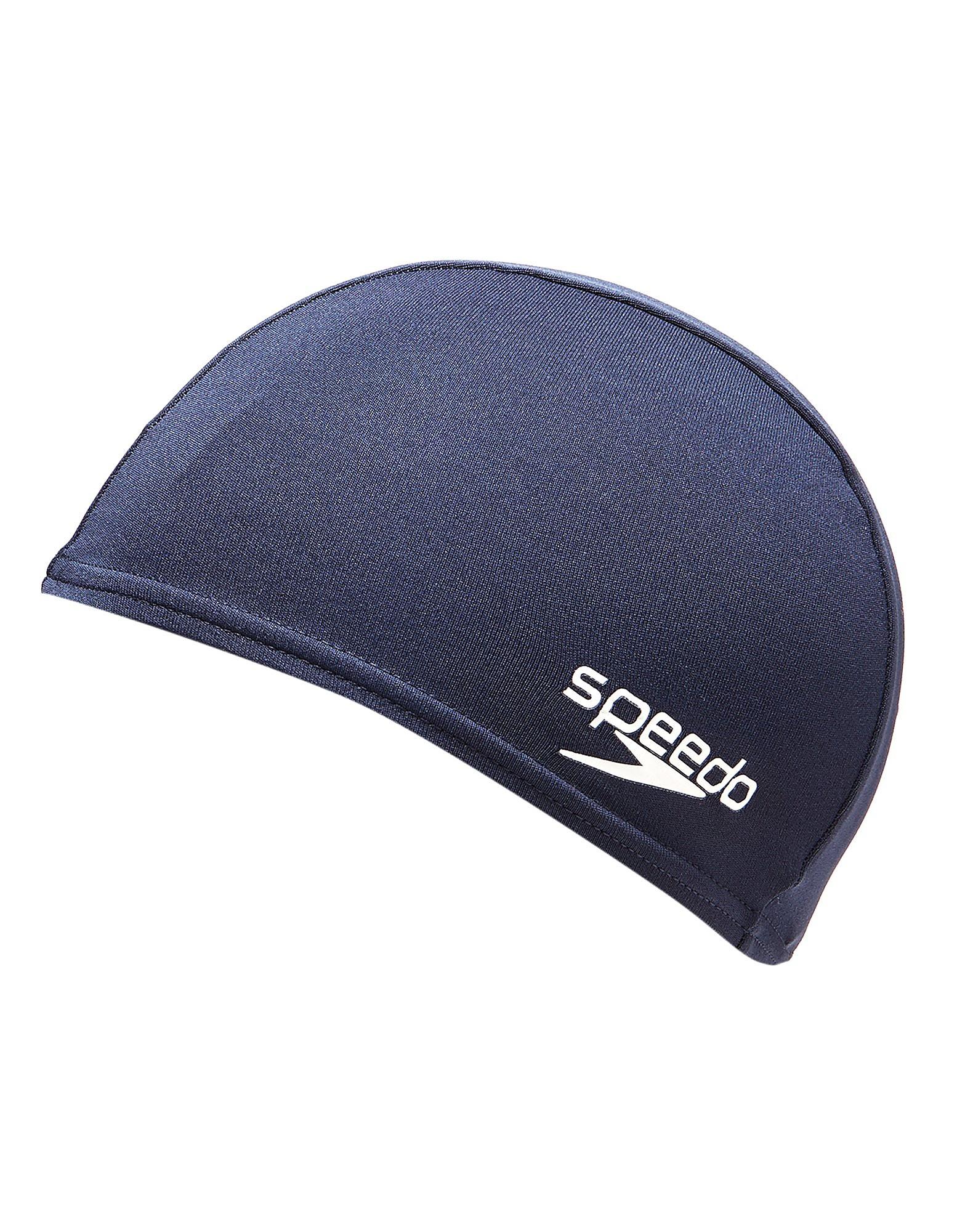 Speedo Polyester Swim Cap Junior