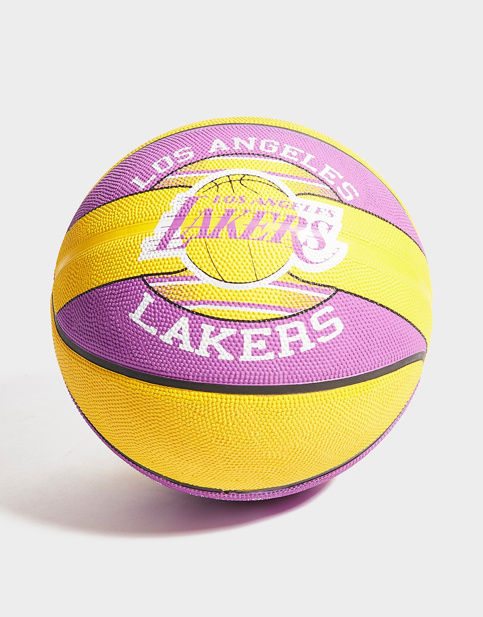 Spalding Team Ball L.A. Lakers Basketball