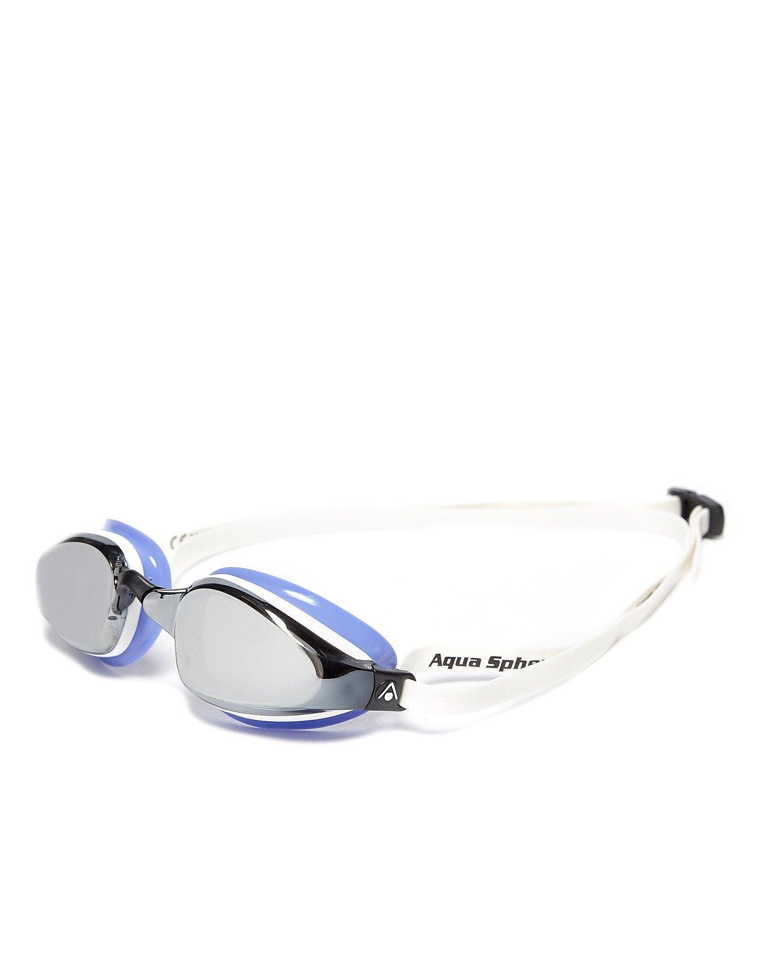 Aqua Sphere K180 Goggles (Mirrored Lens)