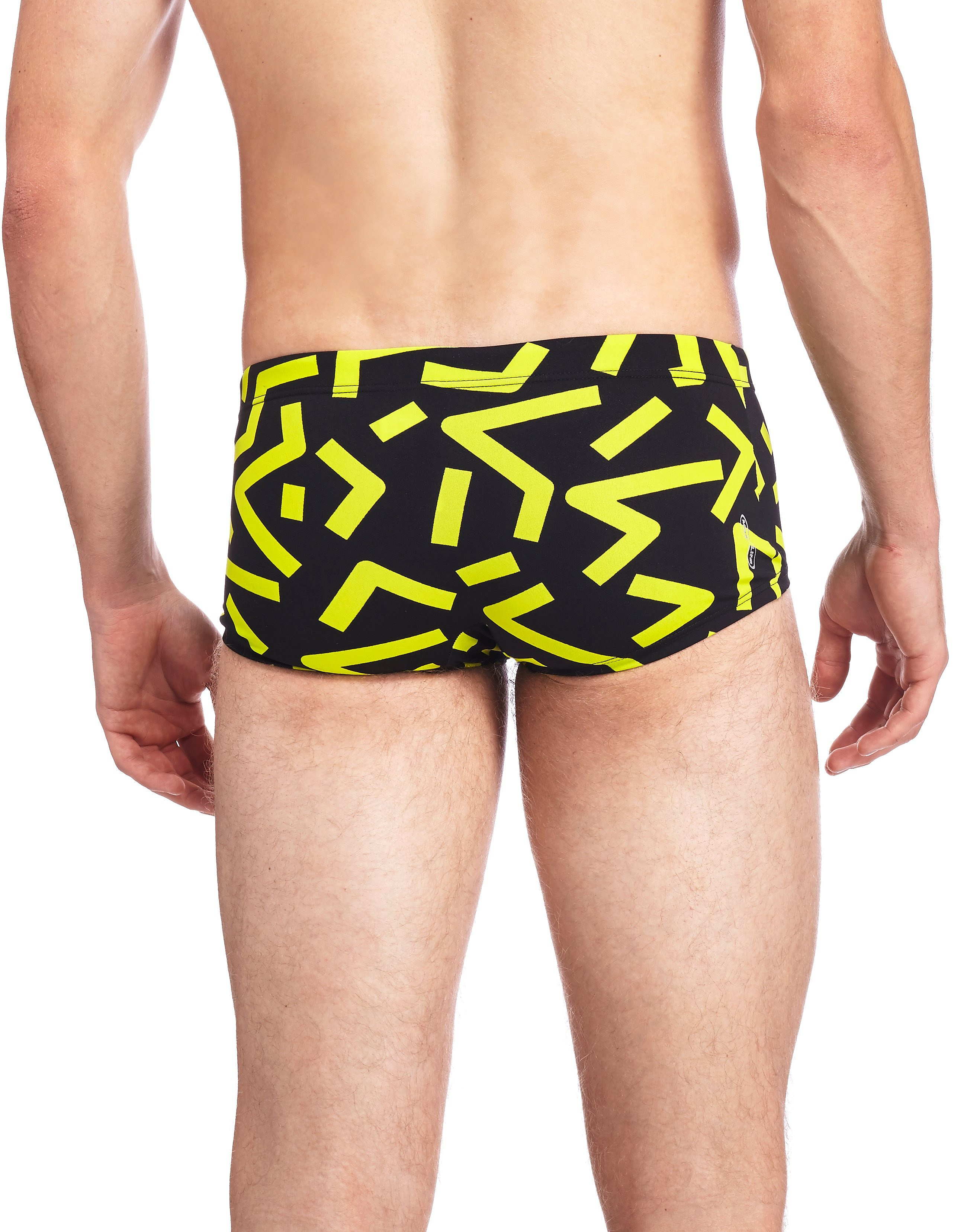 Arena Grafico Low Waist Short
