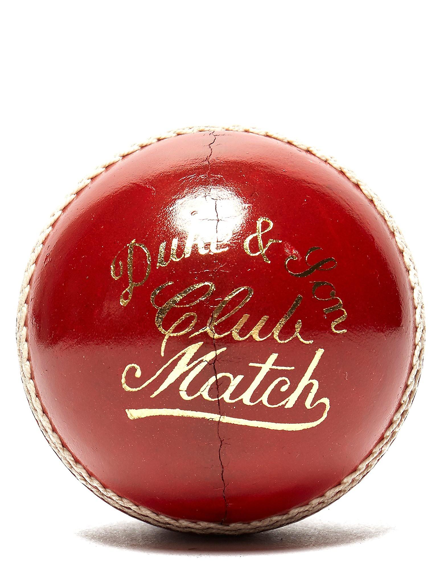 Dukes Club Match Cricket Ball