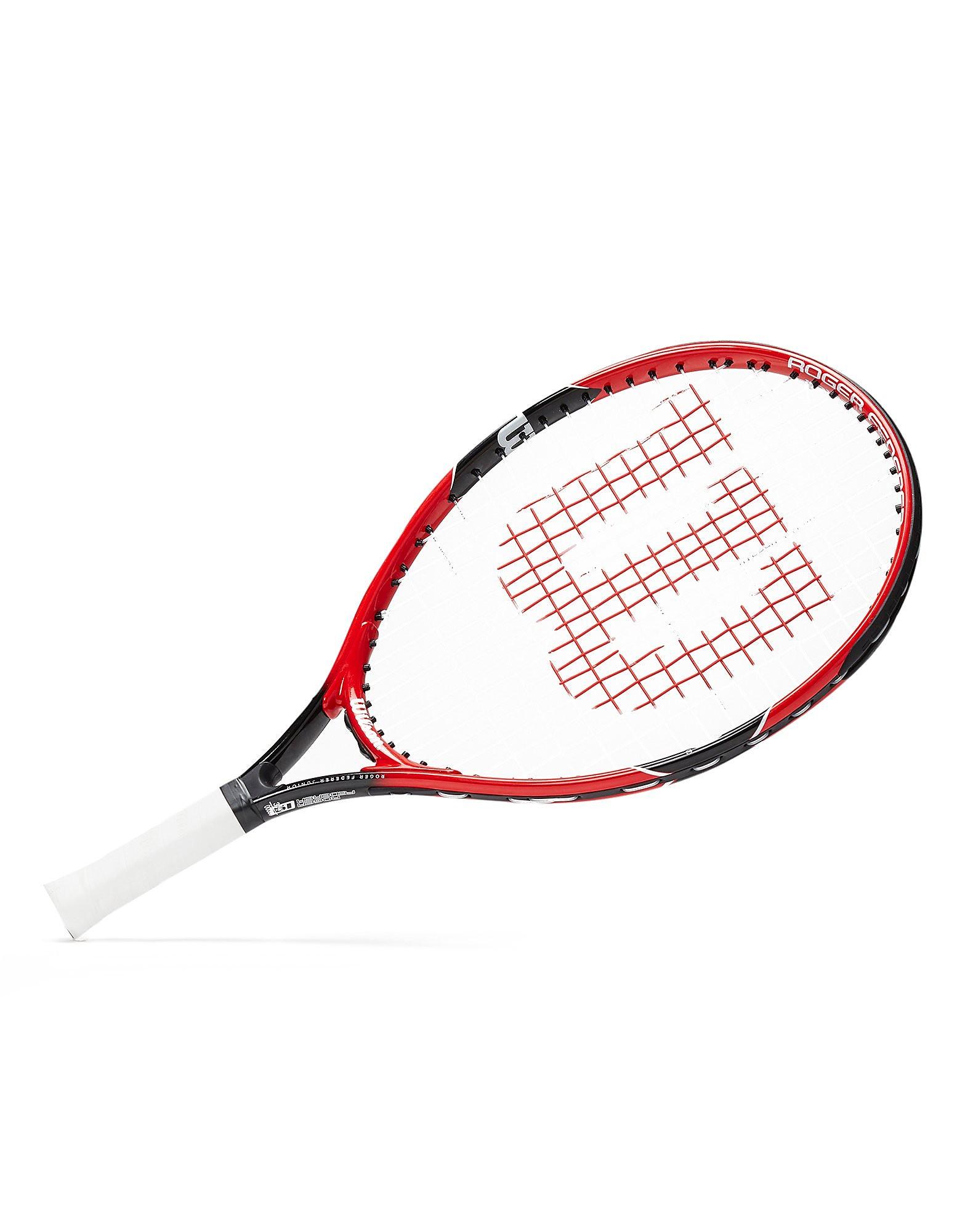 Wilson Roger Federer 19 Tennis Racket Junior