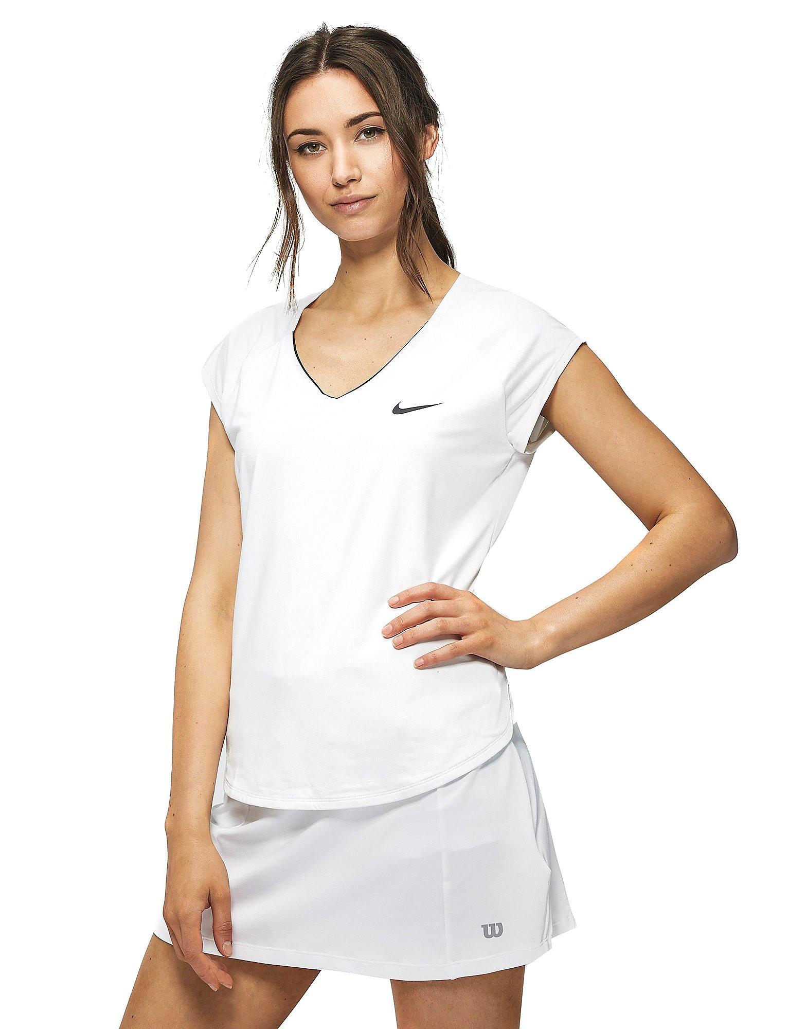 Nike Court Tennis V-Neck Top