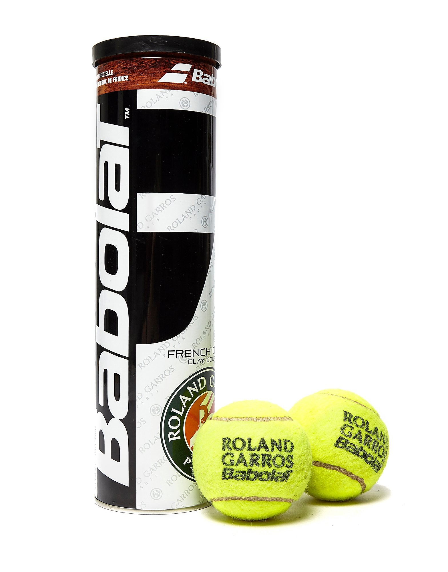 Babolat French Open Tennis 4 Balls