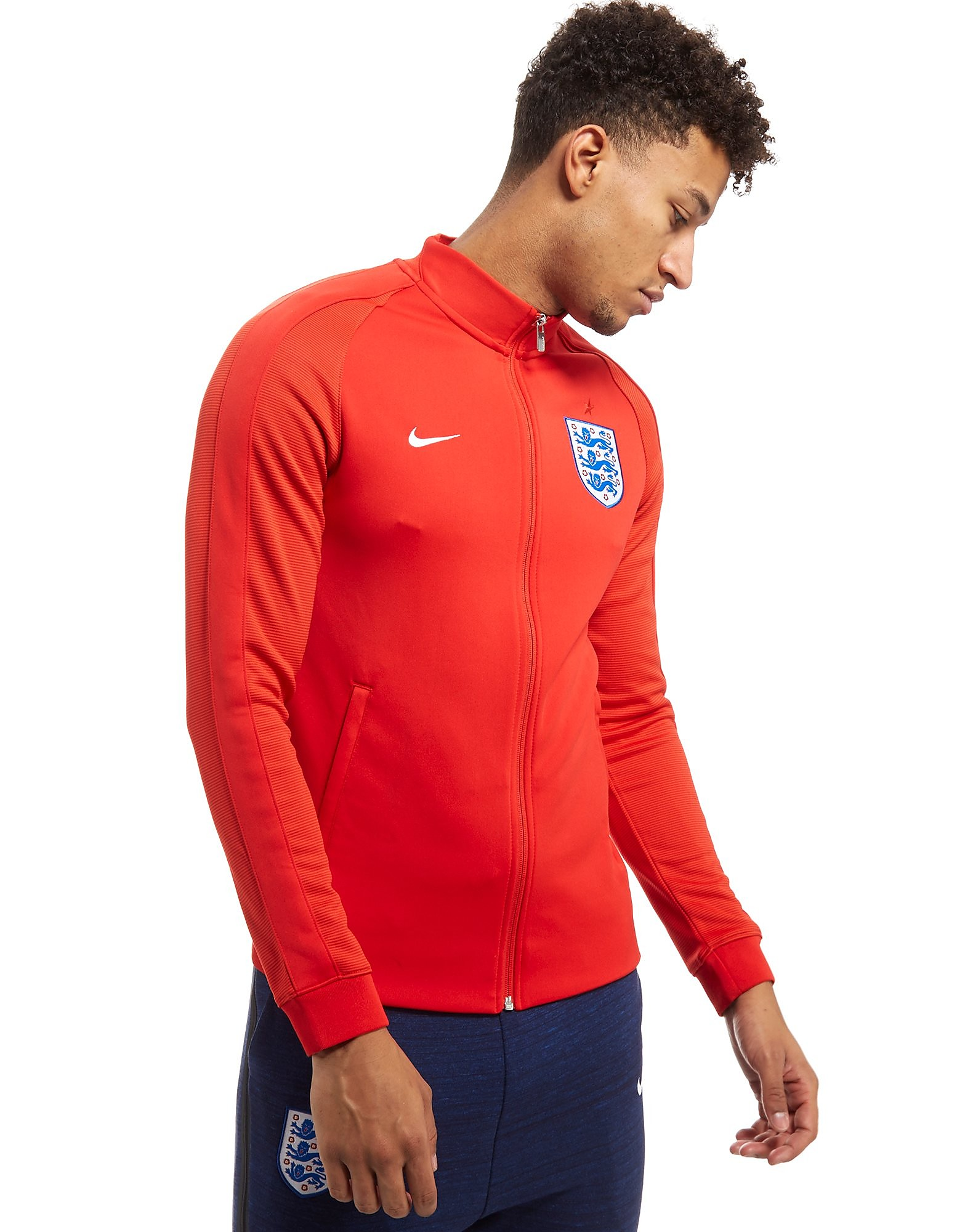 Nike England N98 Authentic Football Jacket