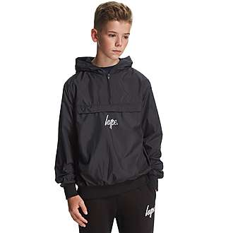 Hype Overhead Jacket Junior