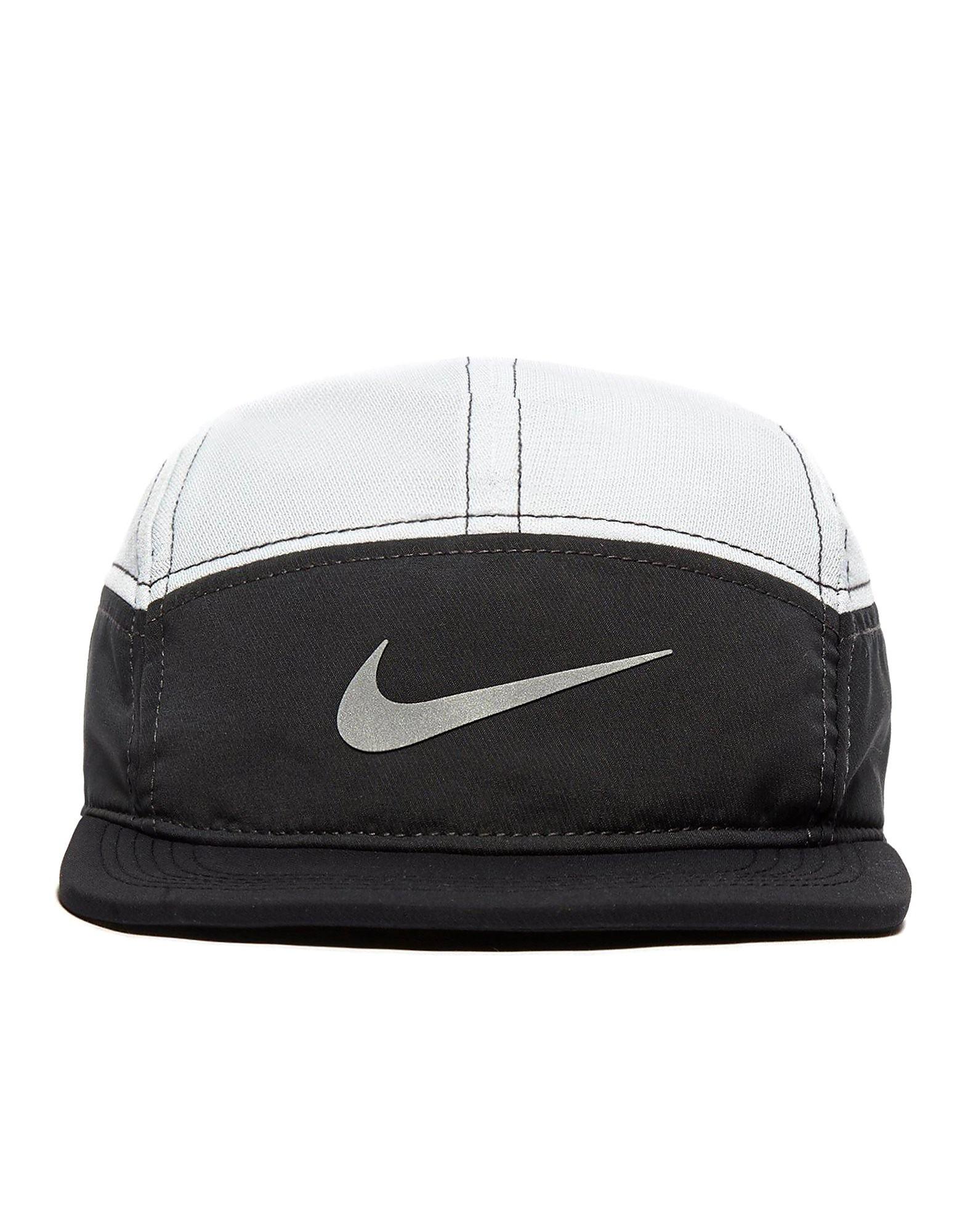 cc7d9014aef ... inexpensive nike run zip aw84 cap black white mens sports king store  74c10 7b572