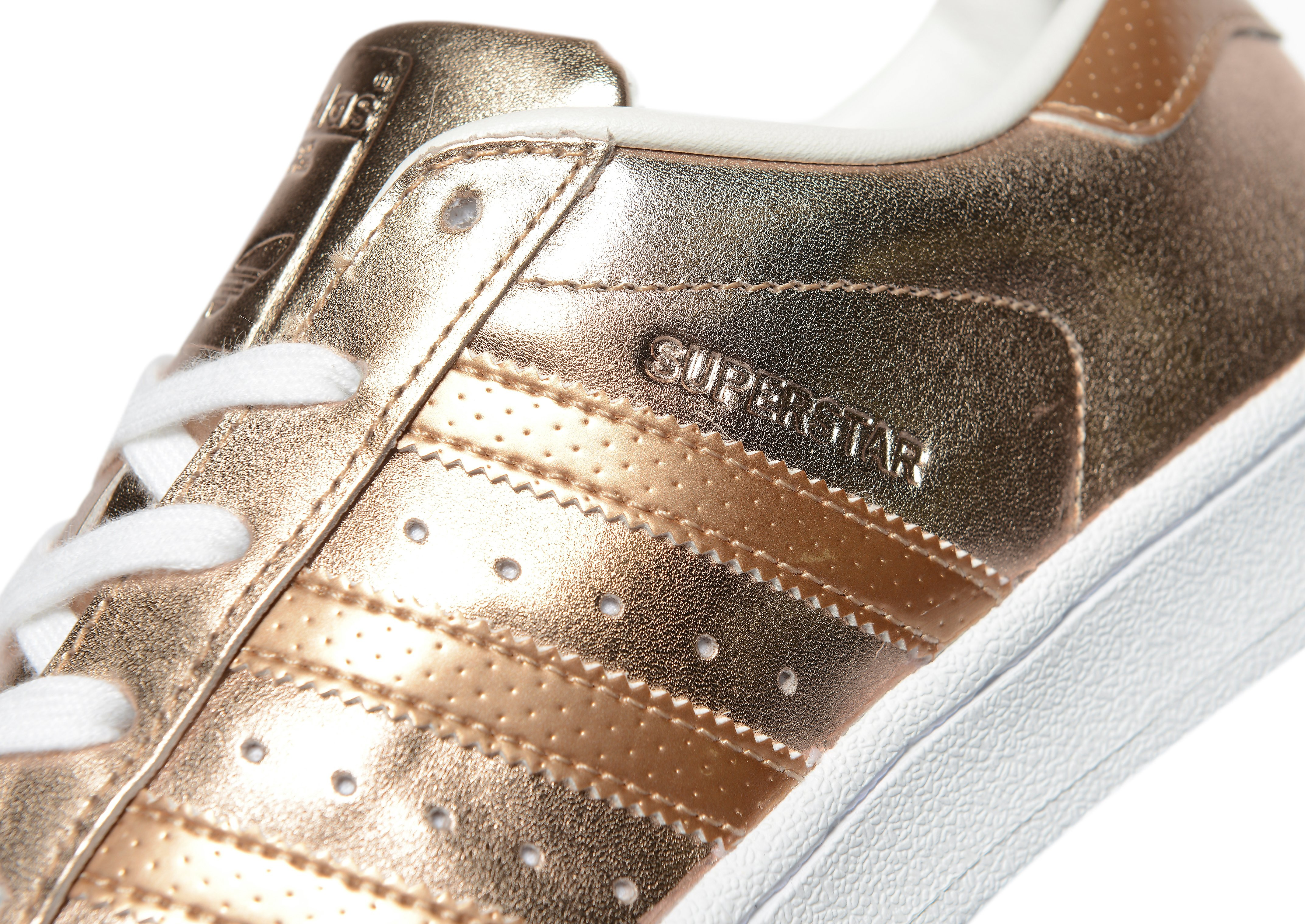 adidas Originals Superstar Perforated Women's
