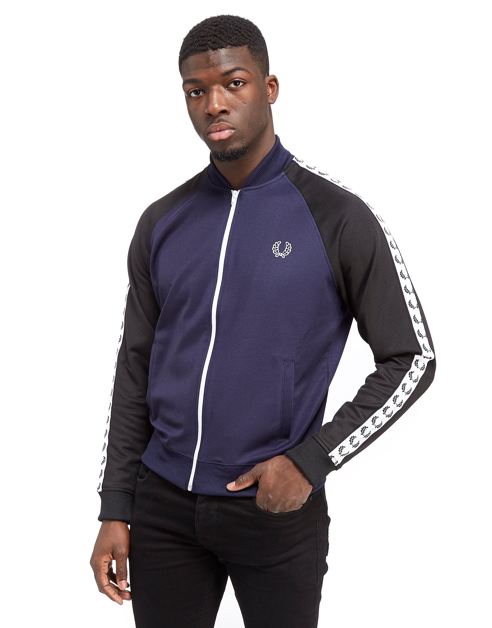 Fred Perry Bomber Tape Track Top
