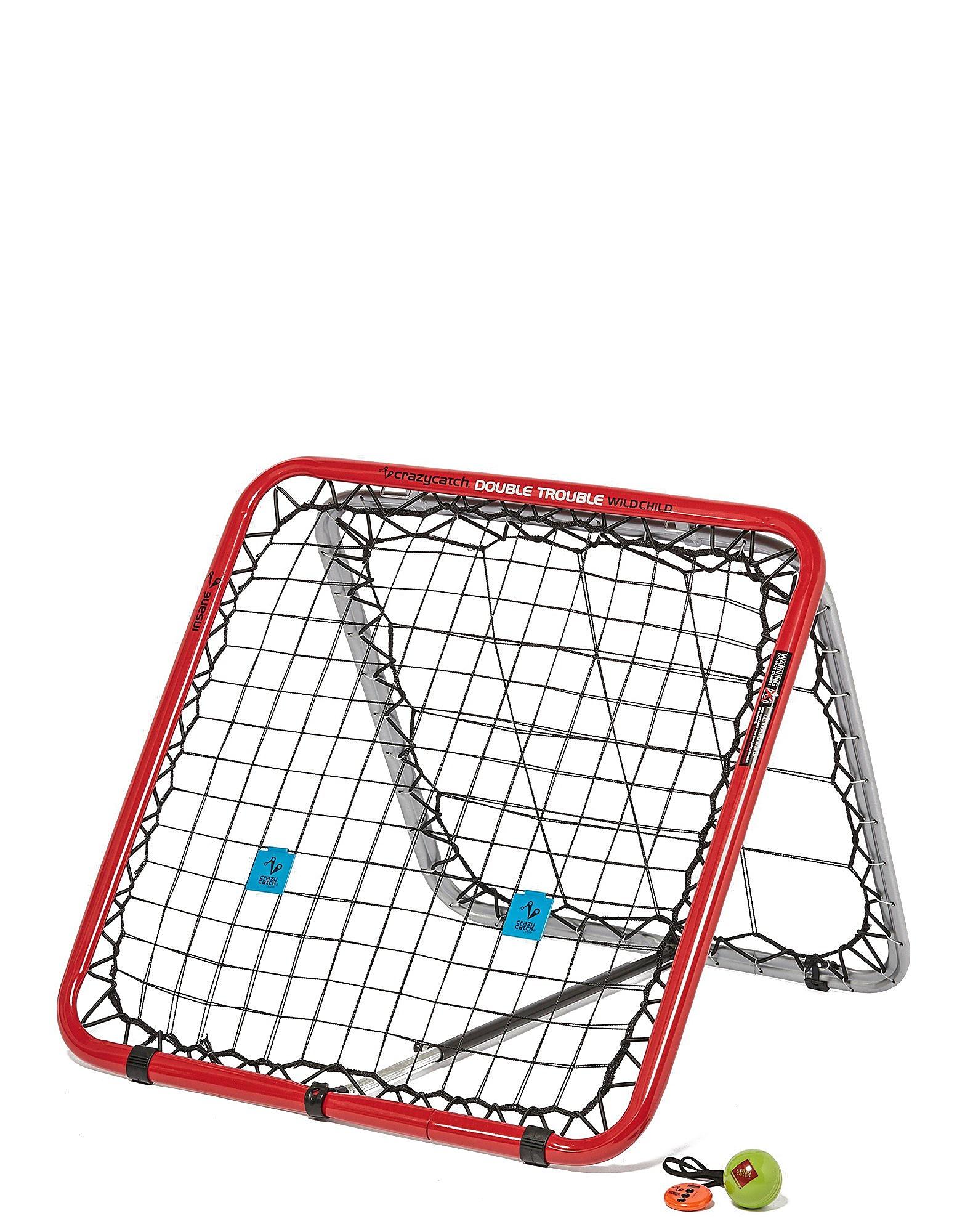 Crazy Catch Crazy Catch Double Trouble Portable Rebound Net