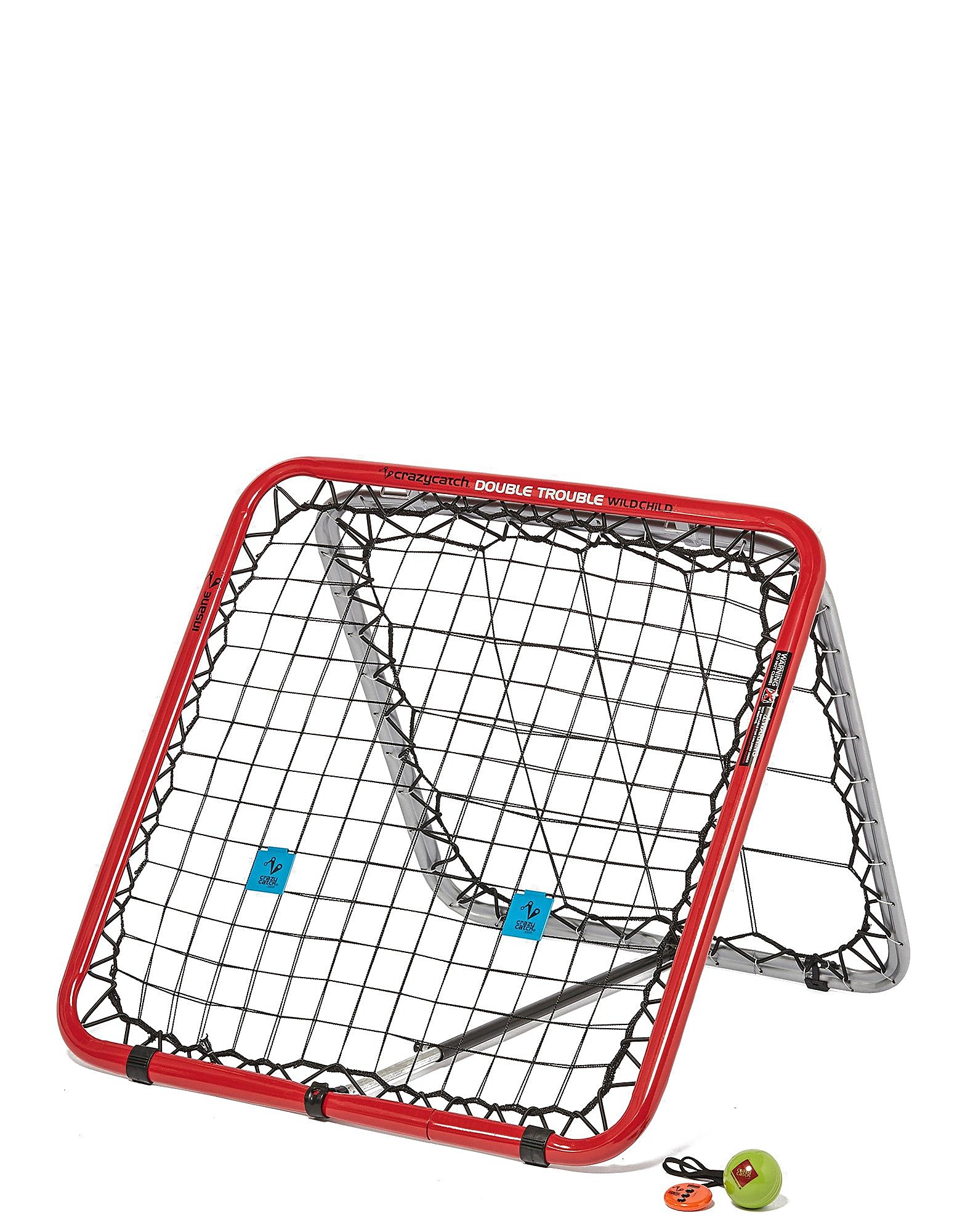 Crazy Catch Crazy Catch Double Trouble Portable Rebound Net