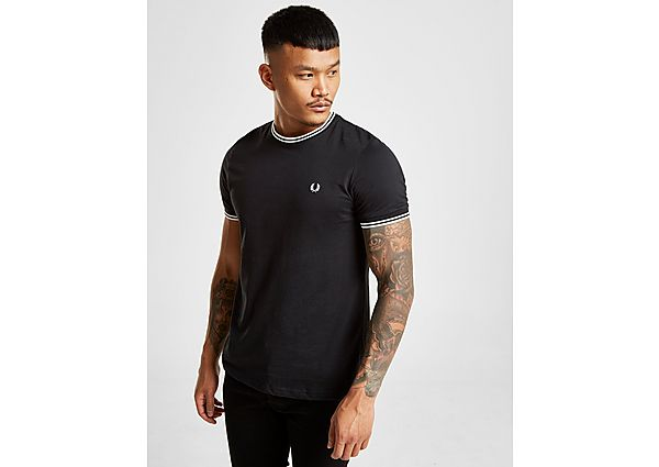 Fred Perry camiseta Tipped Ringer