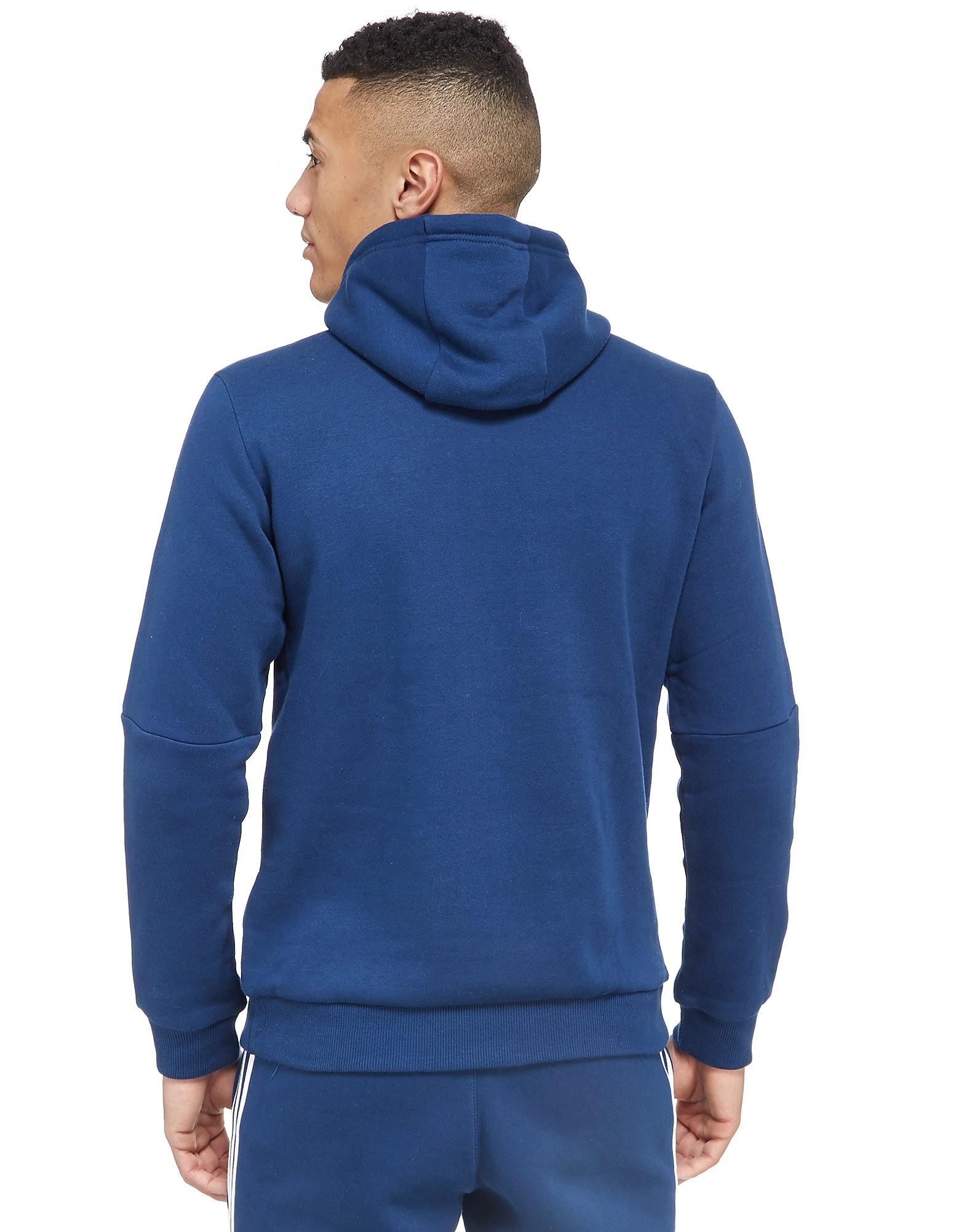 adidas Originals Trefoil Half Zip Hoody