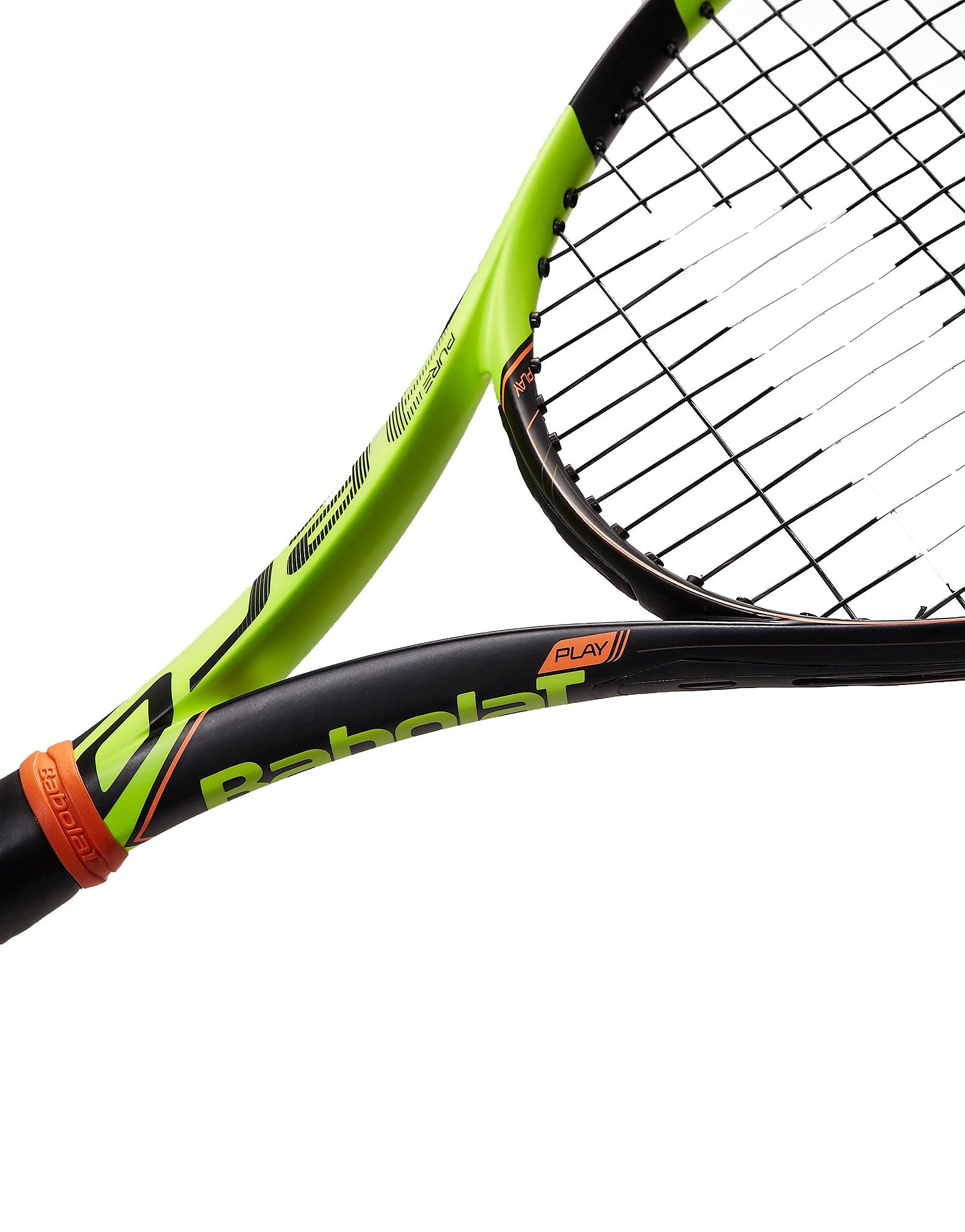 Babolat Pure Aero Play Strung Tennis Racket