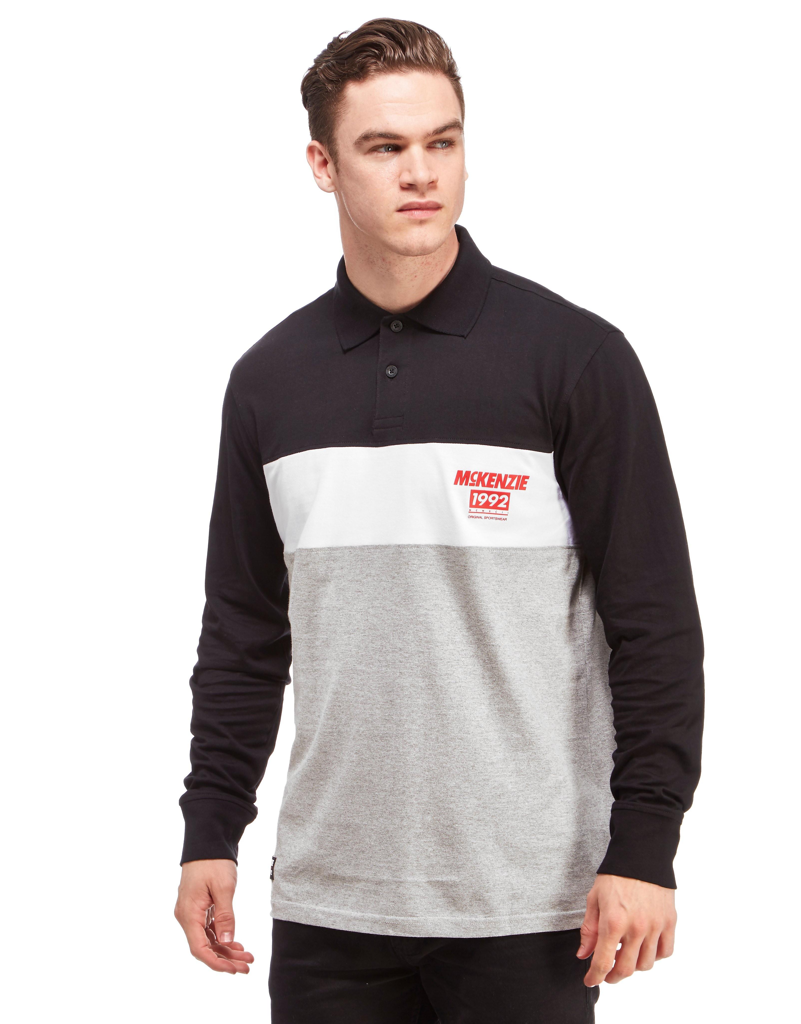 McKenzie Hillend Long Sleeve Polo Shirt