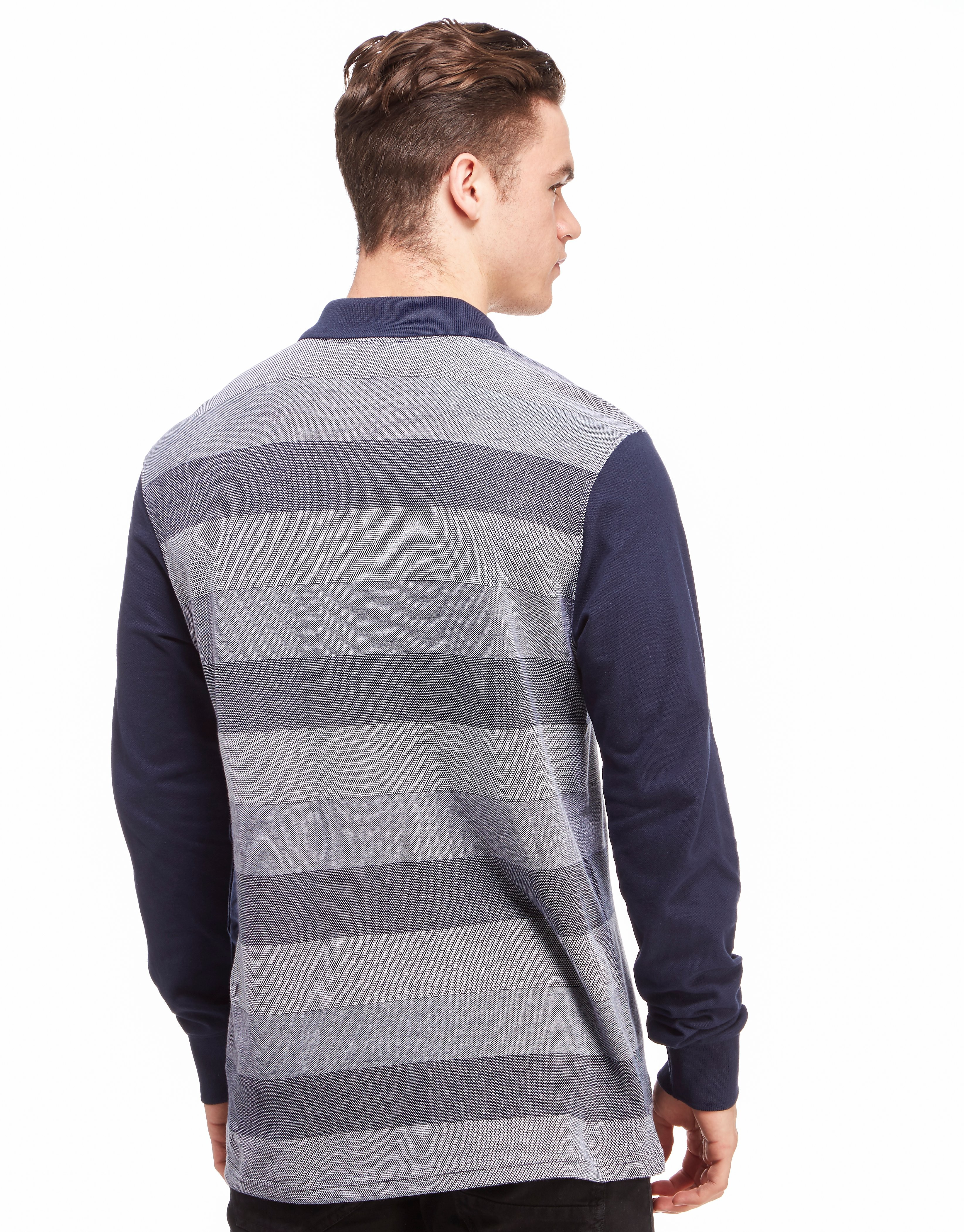 McKenzie Palinwood Long Sleeve Polo Shirt