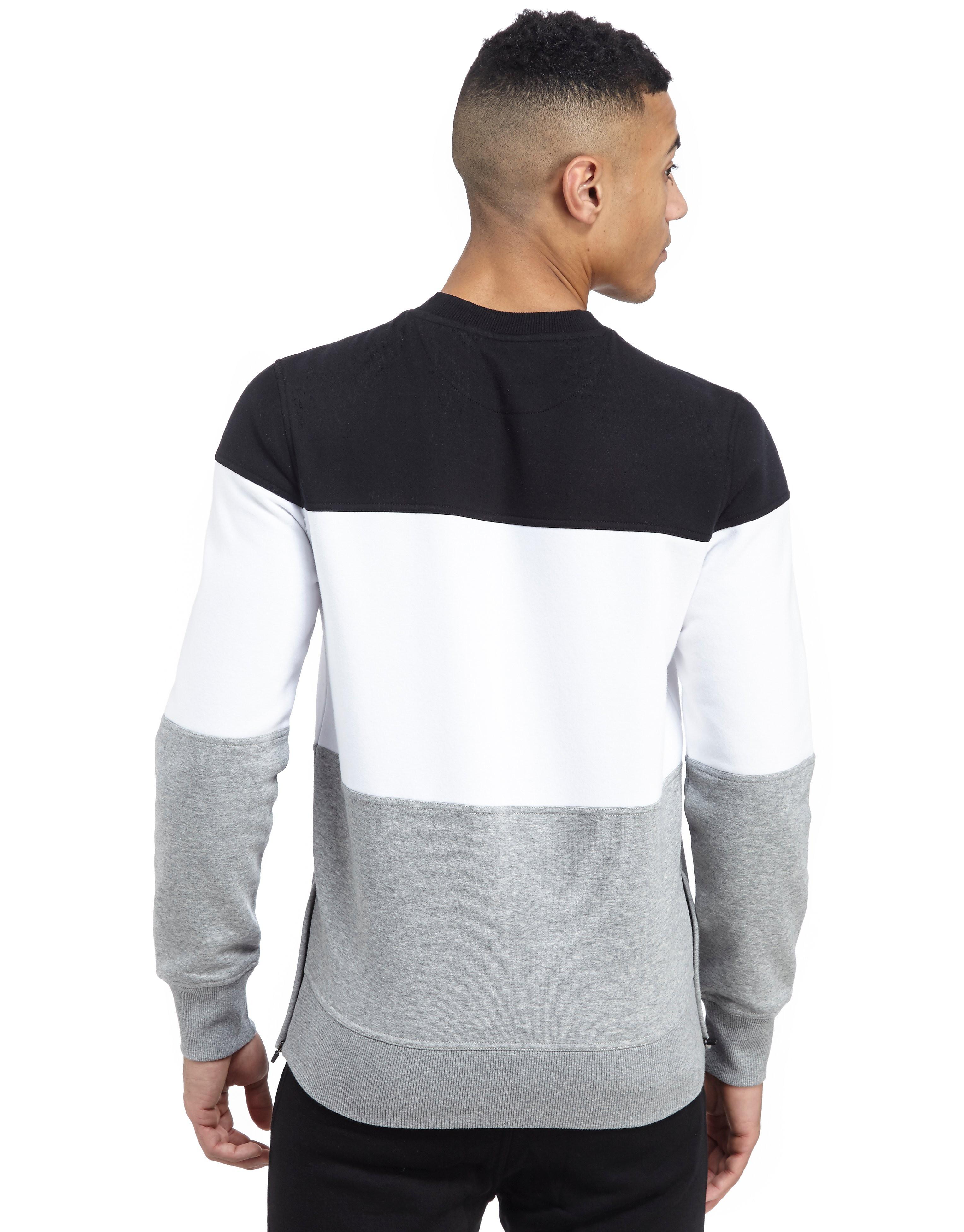 McKenzie Silver Crew Sweatshirt